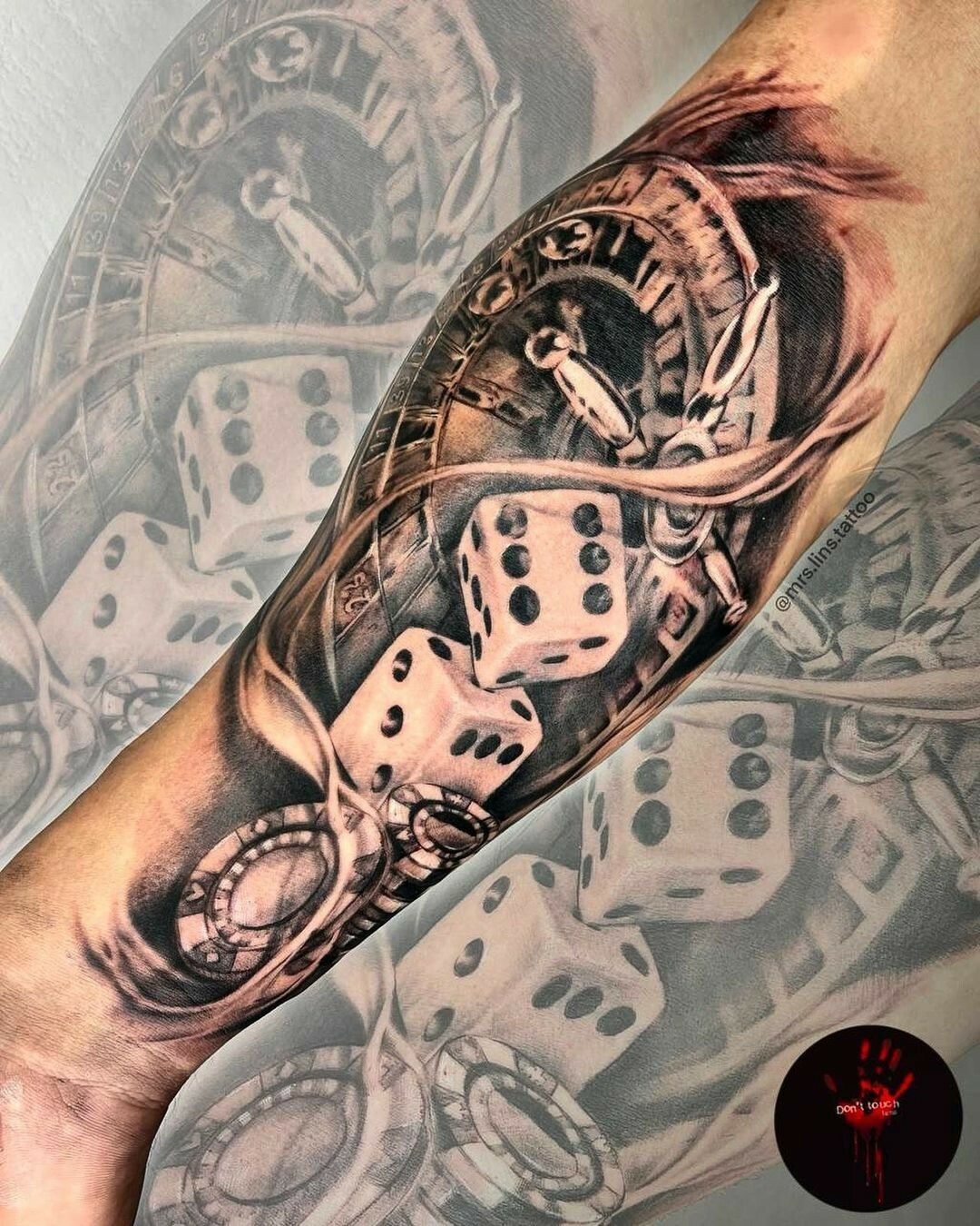 Inksearch tattoo donttouchtattoo