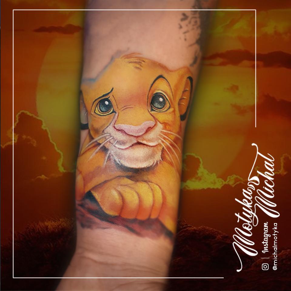 "Inksearch tattoo Michał ""MikeMo"" Motyka"