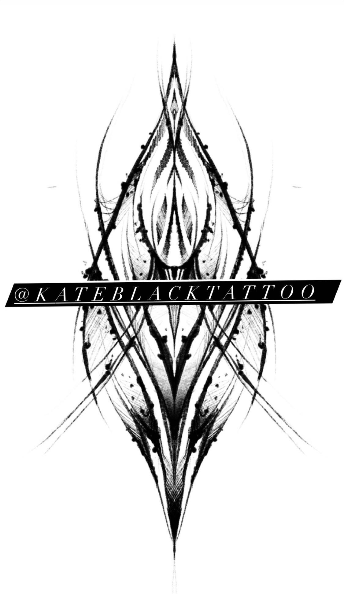 Inksearch tattoo Kate Black