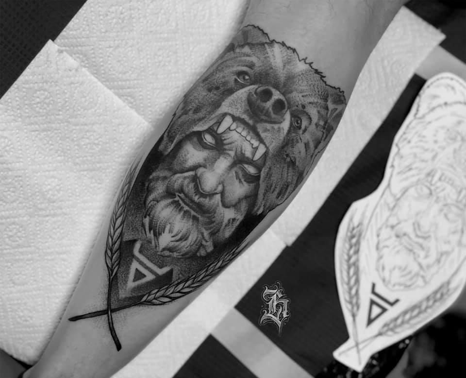 Inksearch tattoo Kaz S.