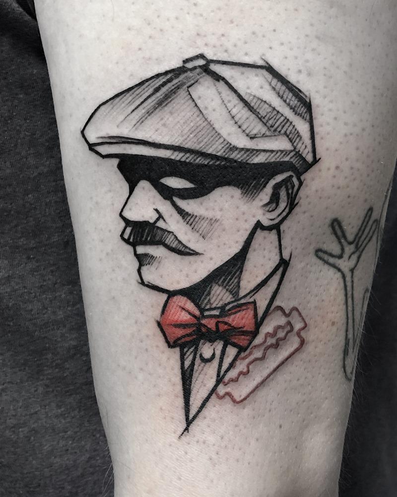 Inksearch tattoo Damian Dymas