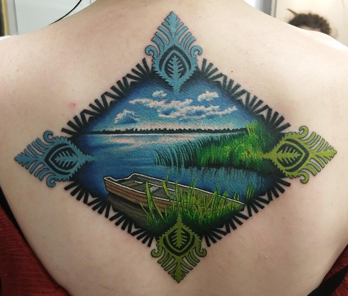 Inksearch tattoo Agnieszka Agrypa Rypinska