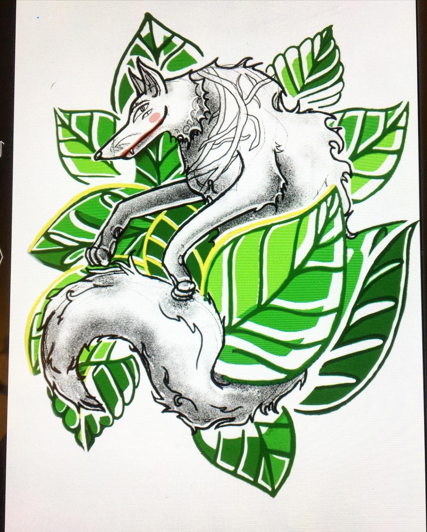 Inksearch tattoo Momoko Chan