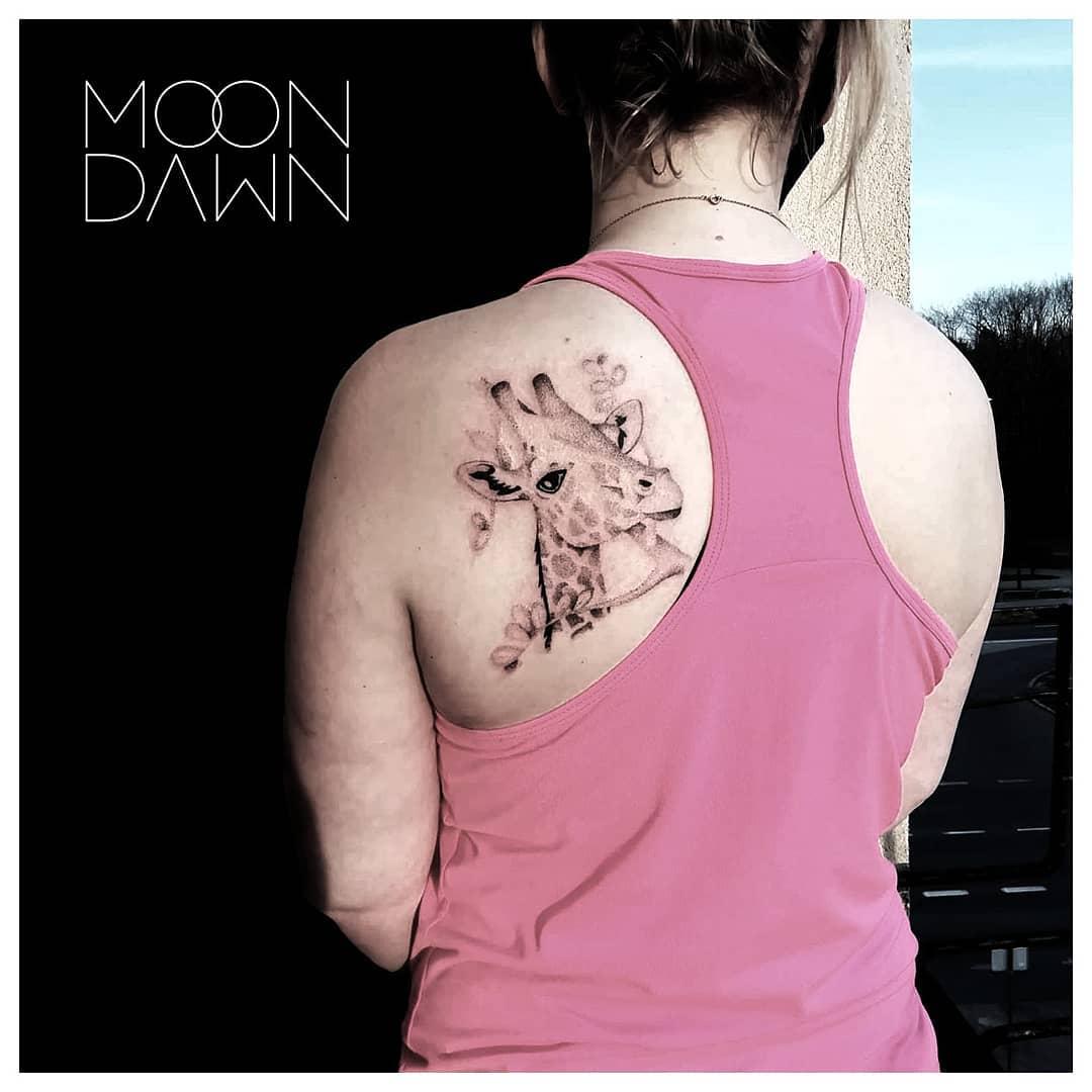 Inksearch tattoo MoonDawn