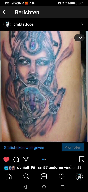 Inksearch tattoo Cmb tattoos