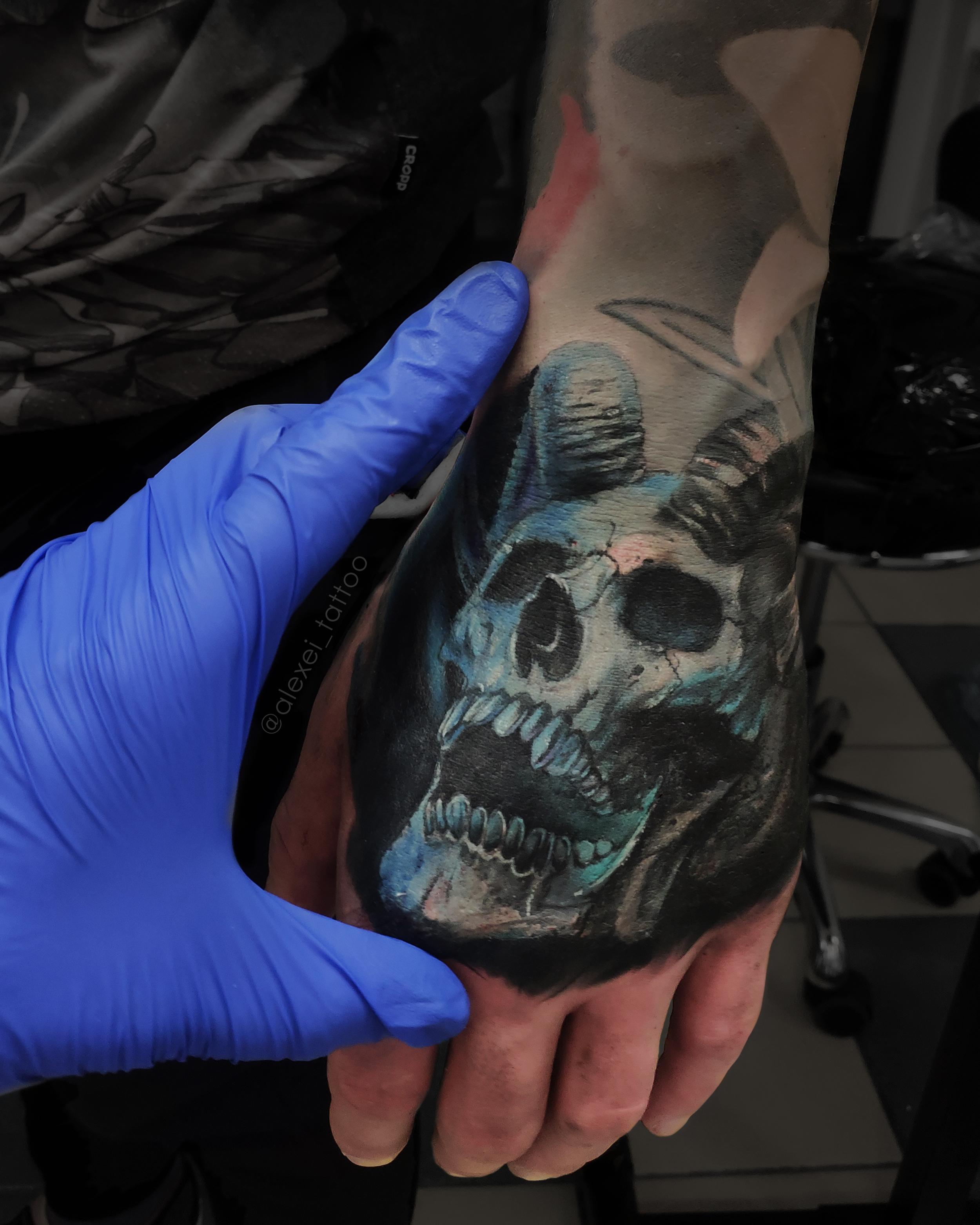 Inksearch tattoo Alexei Mikhailov