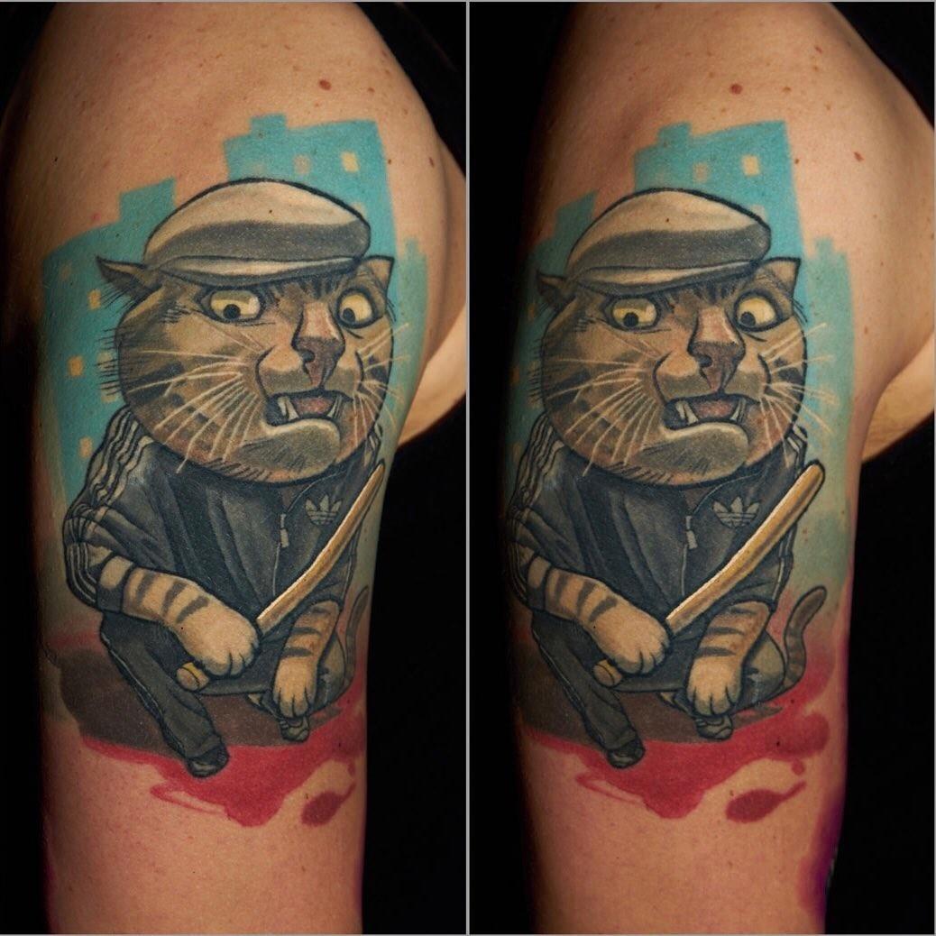 Inksearch tattoo Al Minz