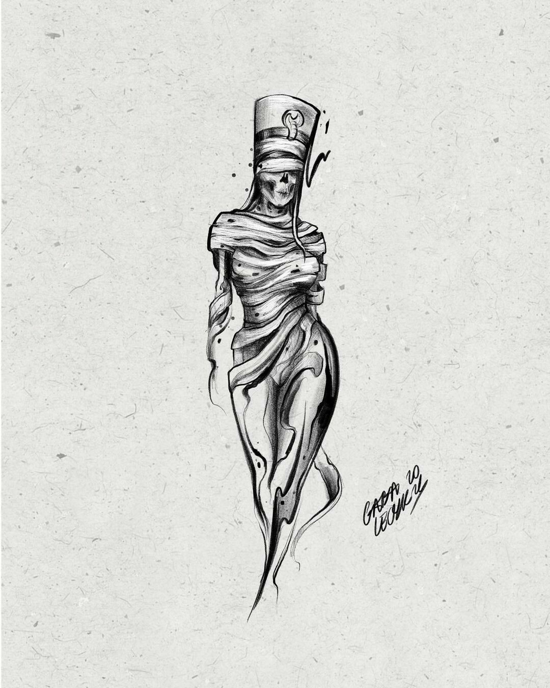 Inksearch tattoo Gaba Lecyk