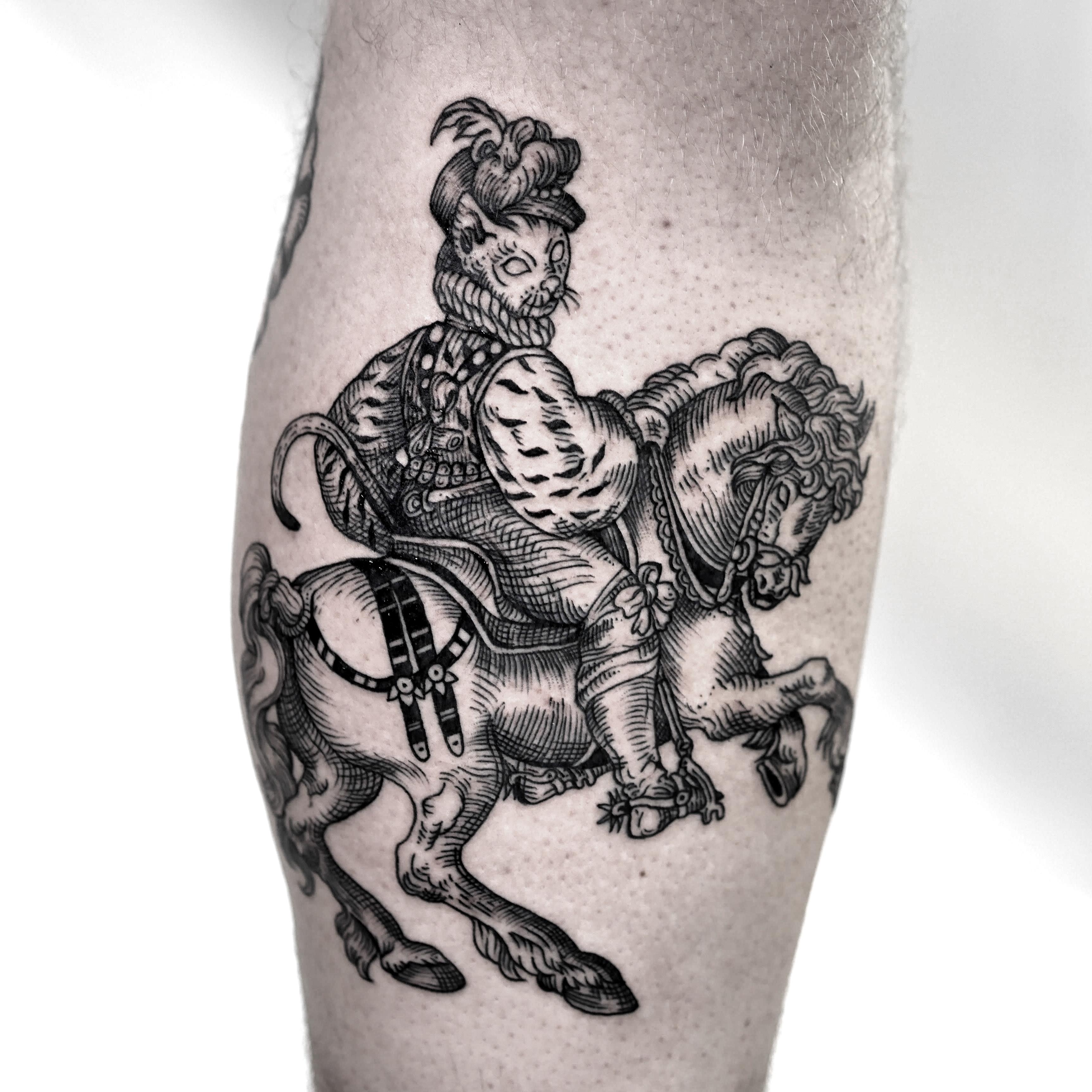 Inksearch tattoo Ola Krupnik
