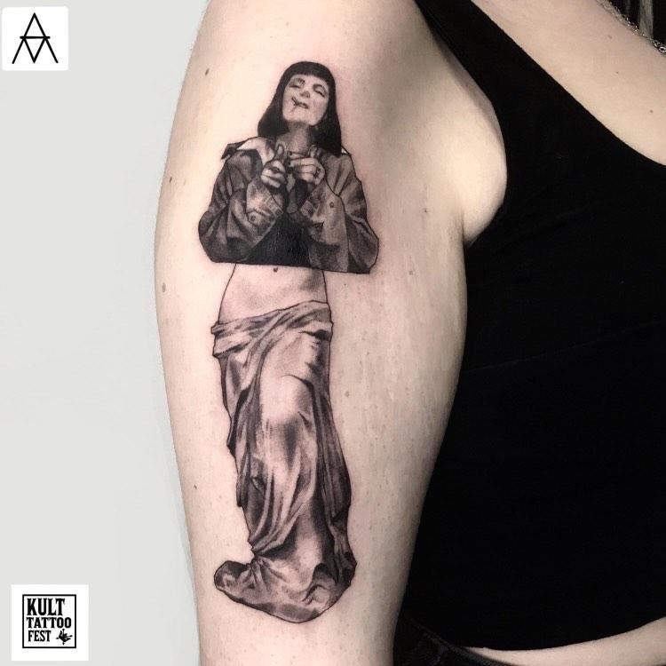 Inksearch tattoo Łukasz Drałus