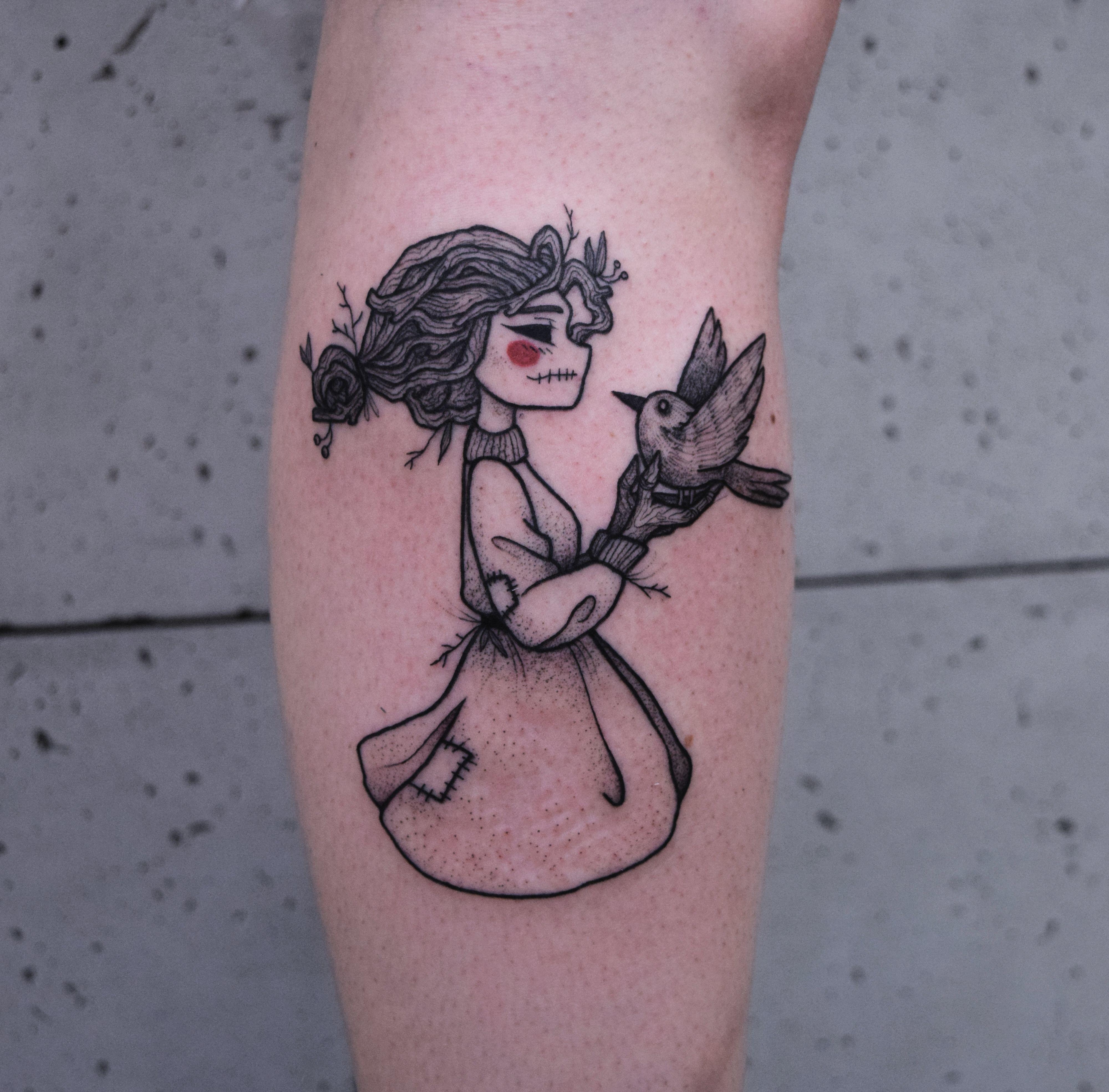Inksearch tattoo Megusława