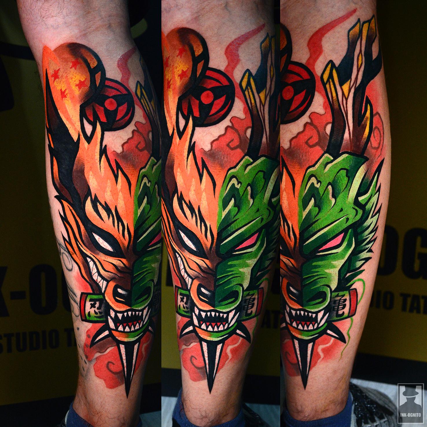 Inksearch tattoo Tomek Kolucki