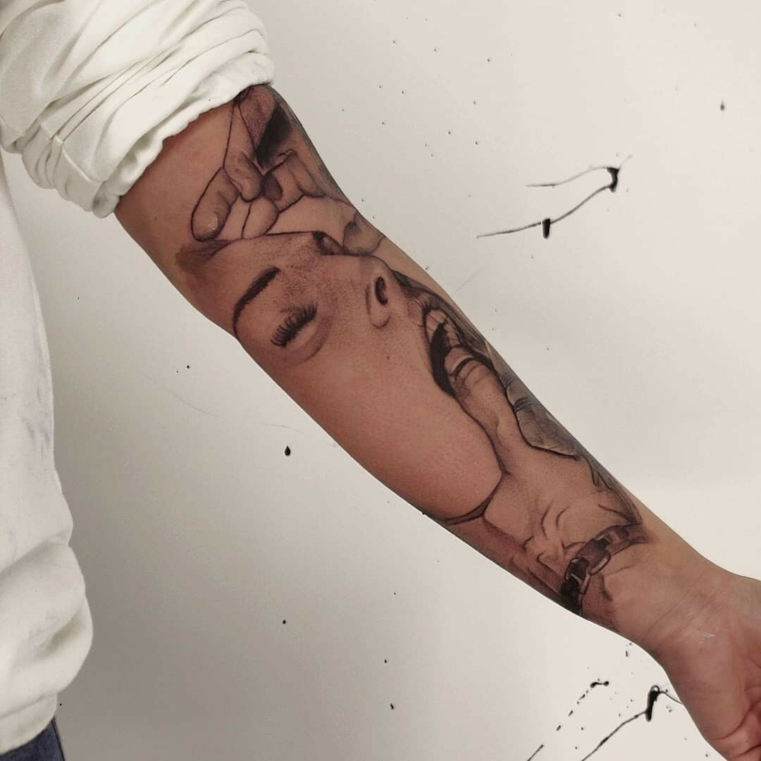 Inksearch tattoo Bonesukr