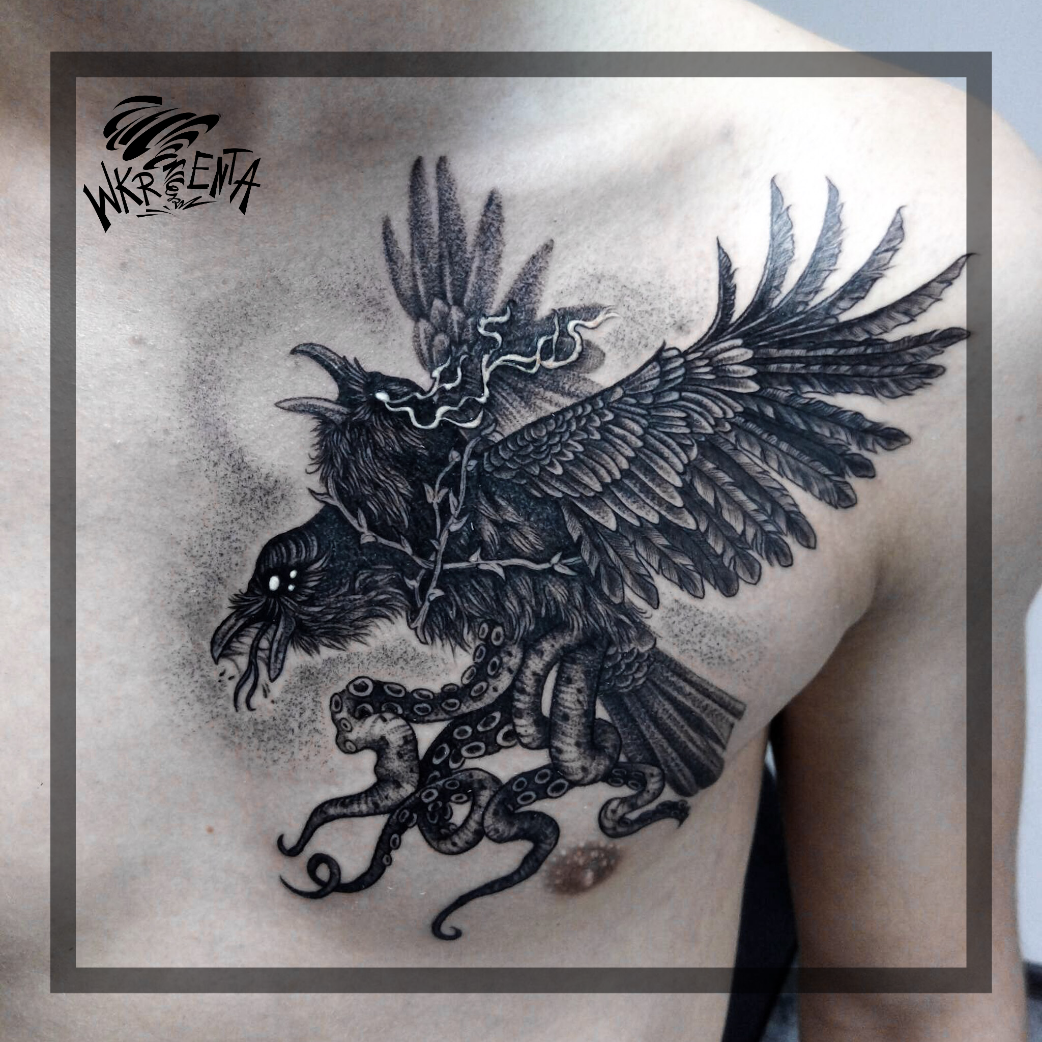 Inksearch tattoo Wkrenta