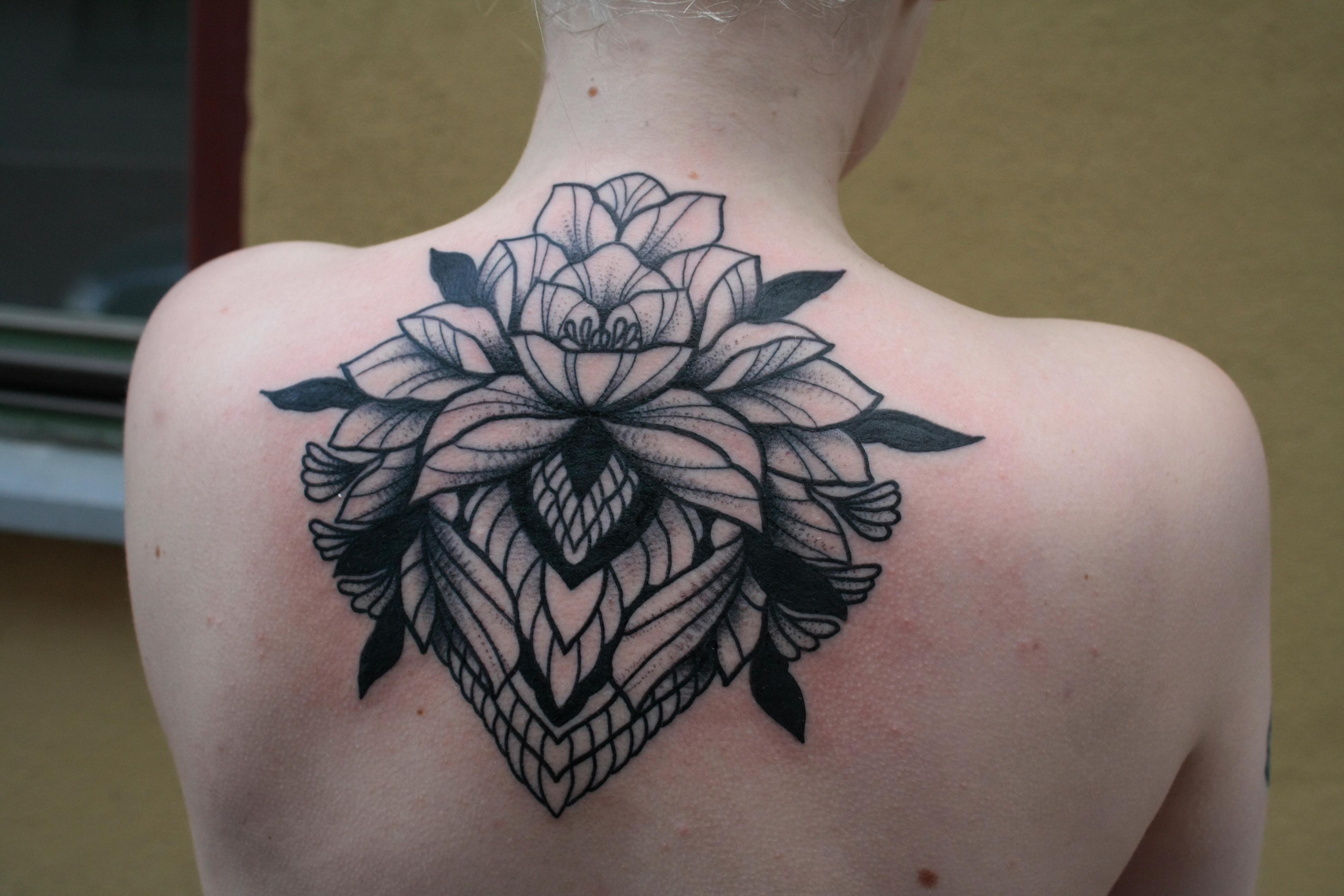 Inksearch tattoo Aleksandra Kotwa