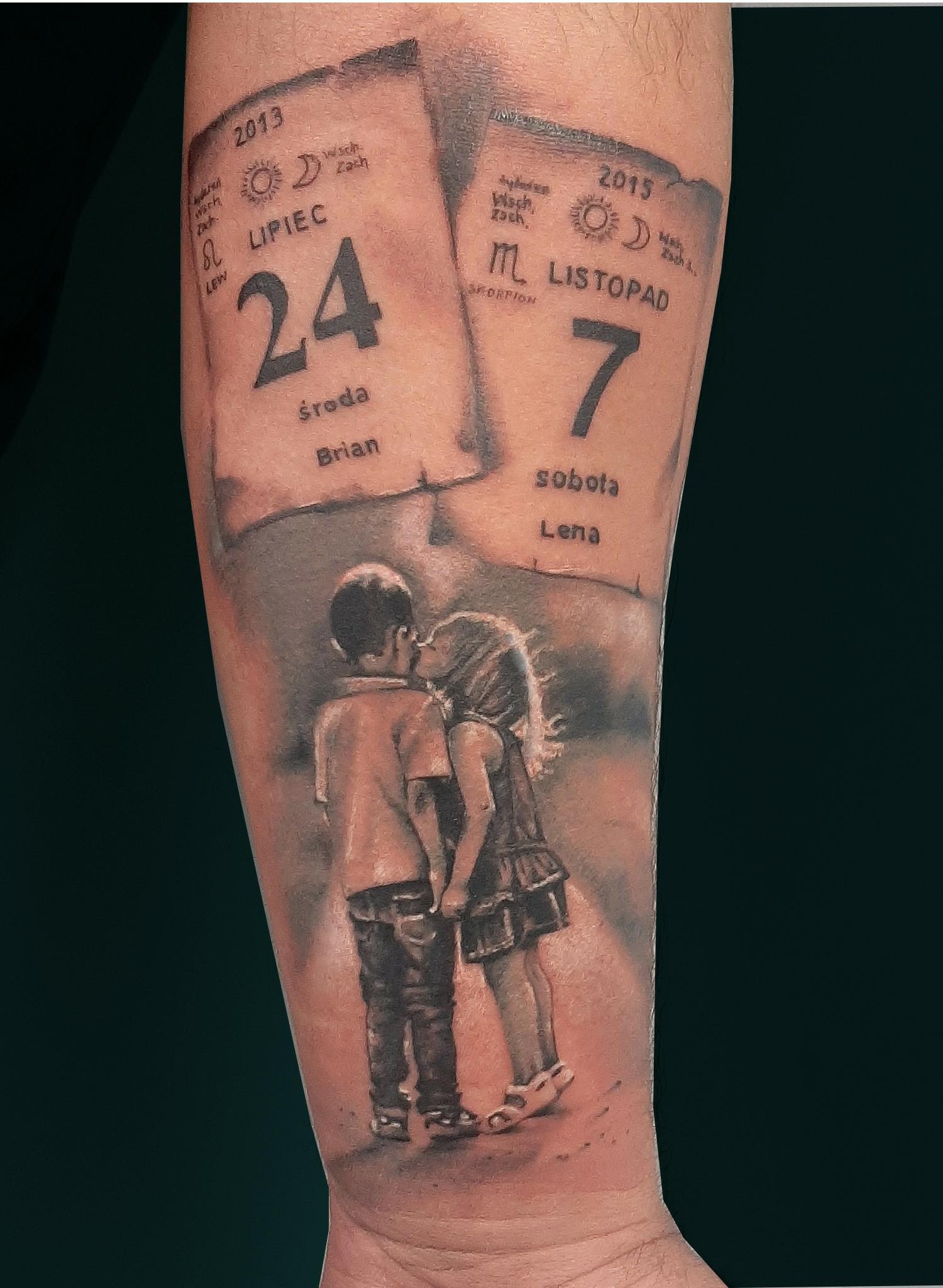 Inksearch tattoo Maja Paszkowicz