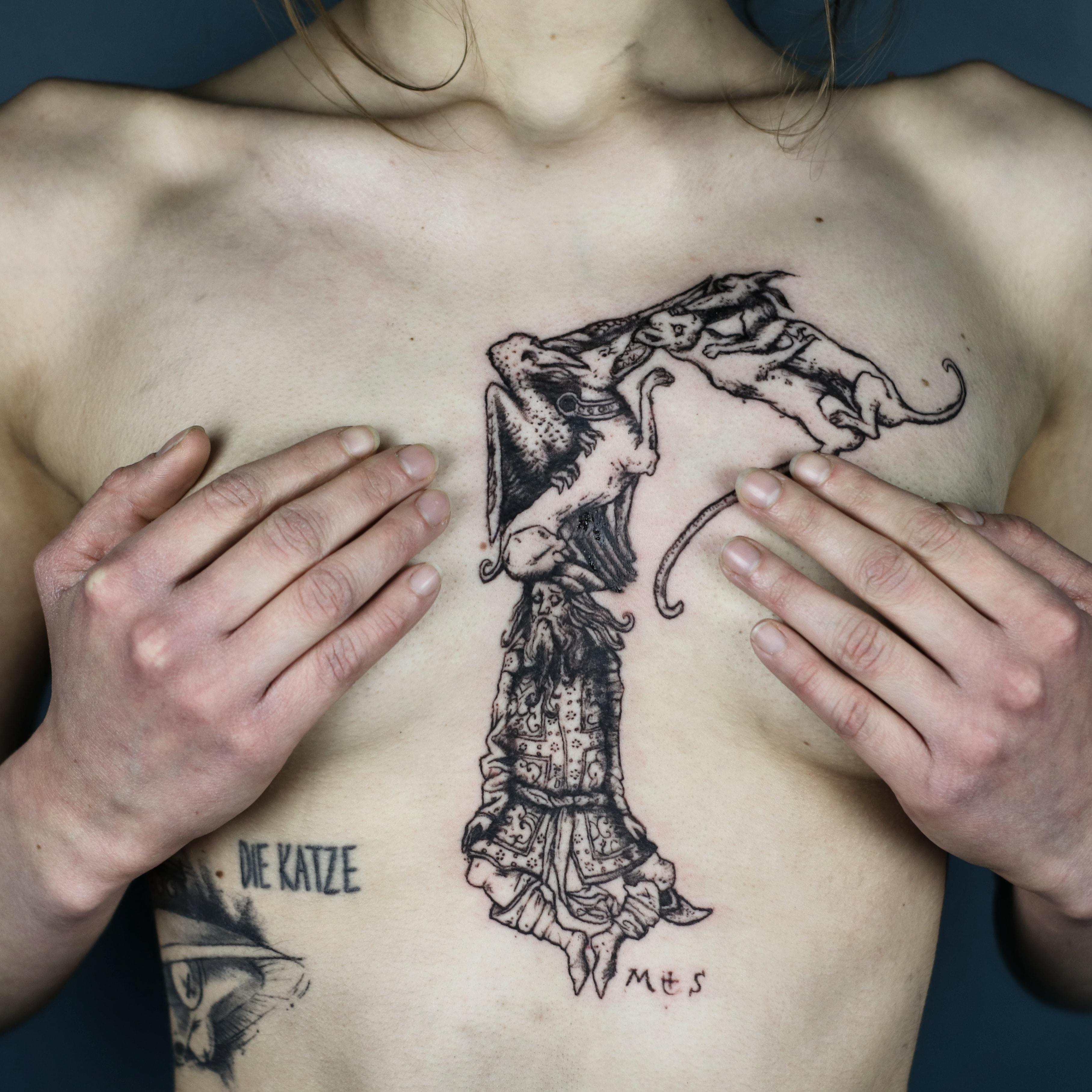 Inksearch tattoo brzydko666