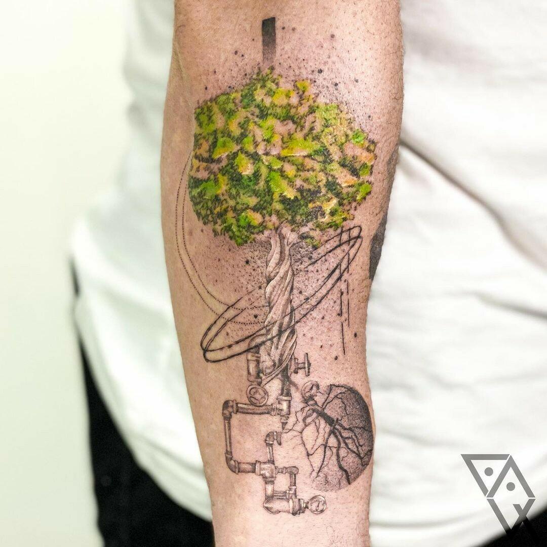 Inksearch tattoo Faun Tattoo