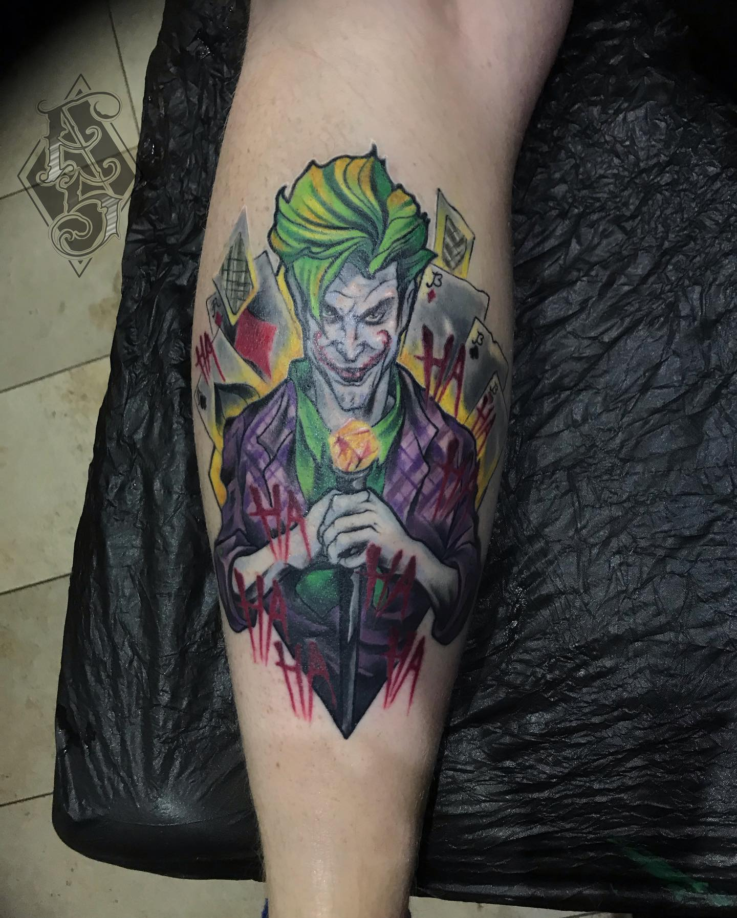 Inksearch tattoo Arek Szubert