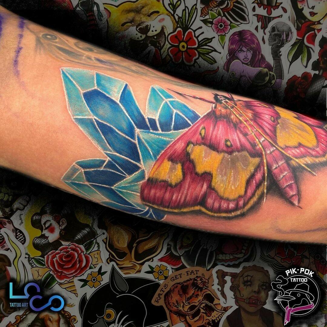 "Inksearch tattoo Bartosz ""PikPok"" Pinkowski"