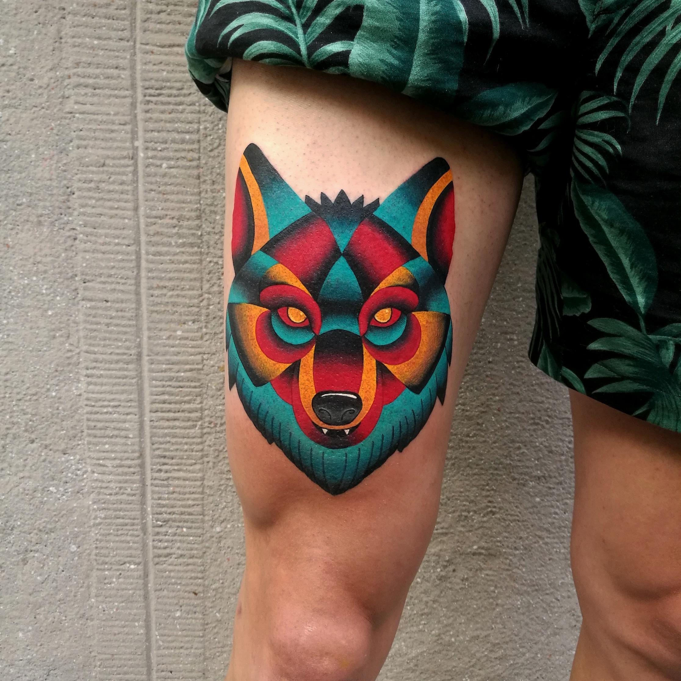 Inksearch tattoo Robert Heliobiont TATTOO