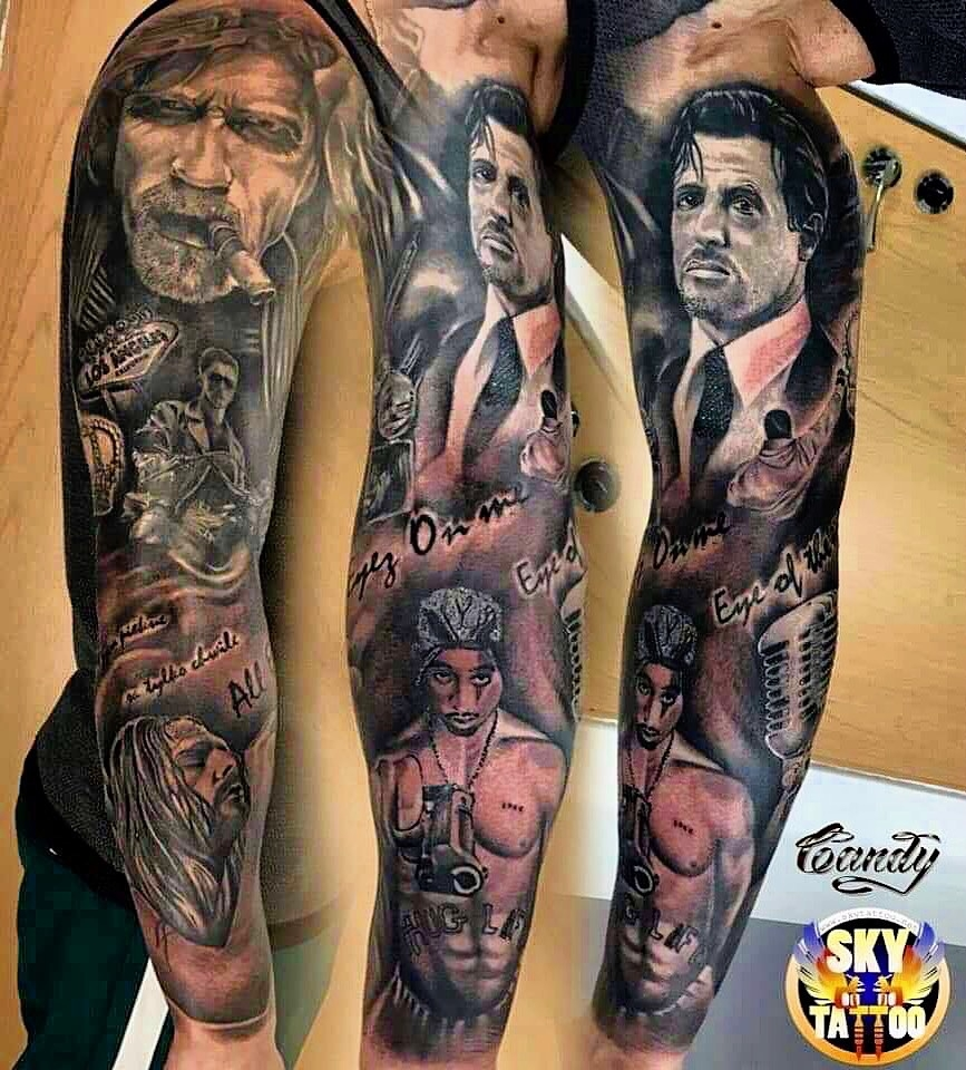 Inksearch tattoo Trener_patryk
