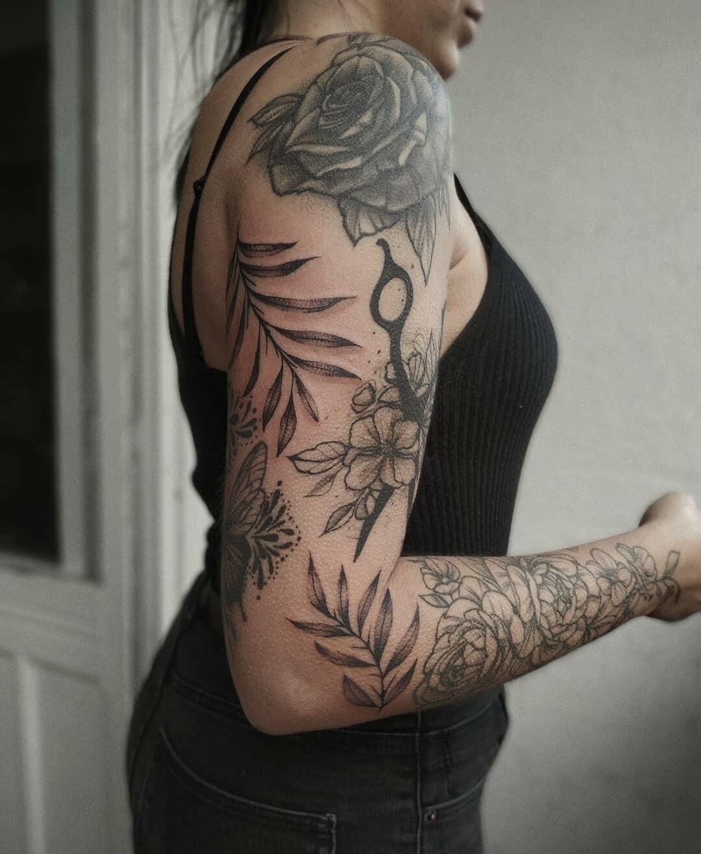 Inksearch tattoo klau_szew