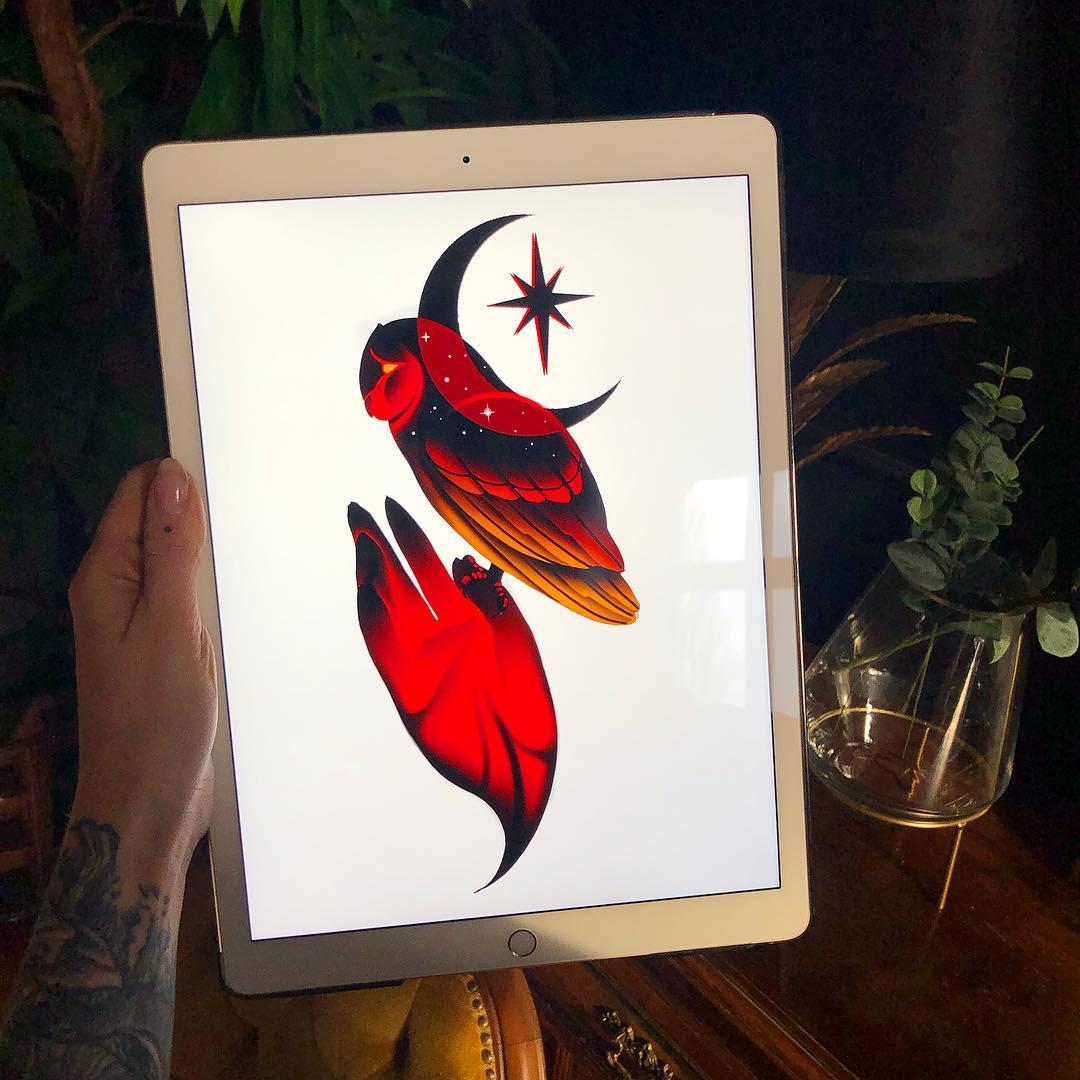 Inksearch tattoo Daria Stahp