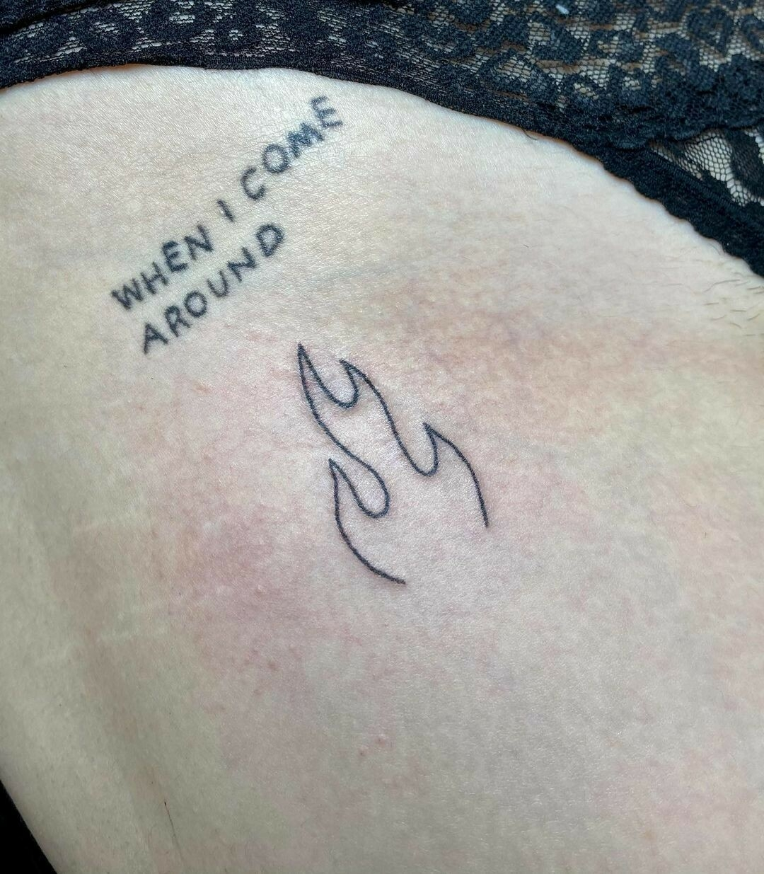 Inksearch tattoo Laze Amaze