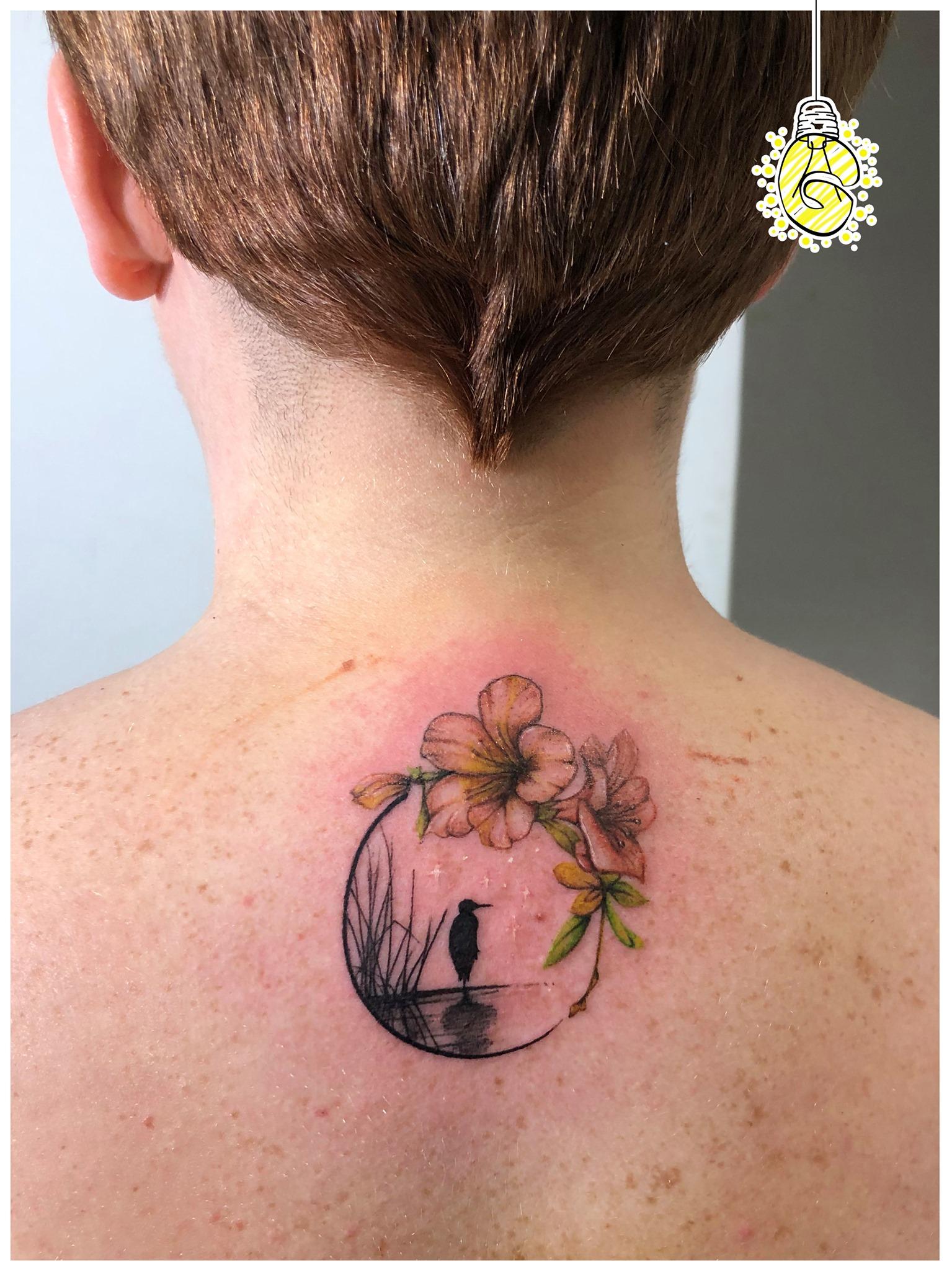 Inksearch tattoo Grażka.Art