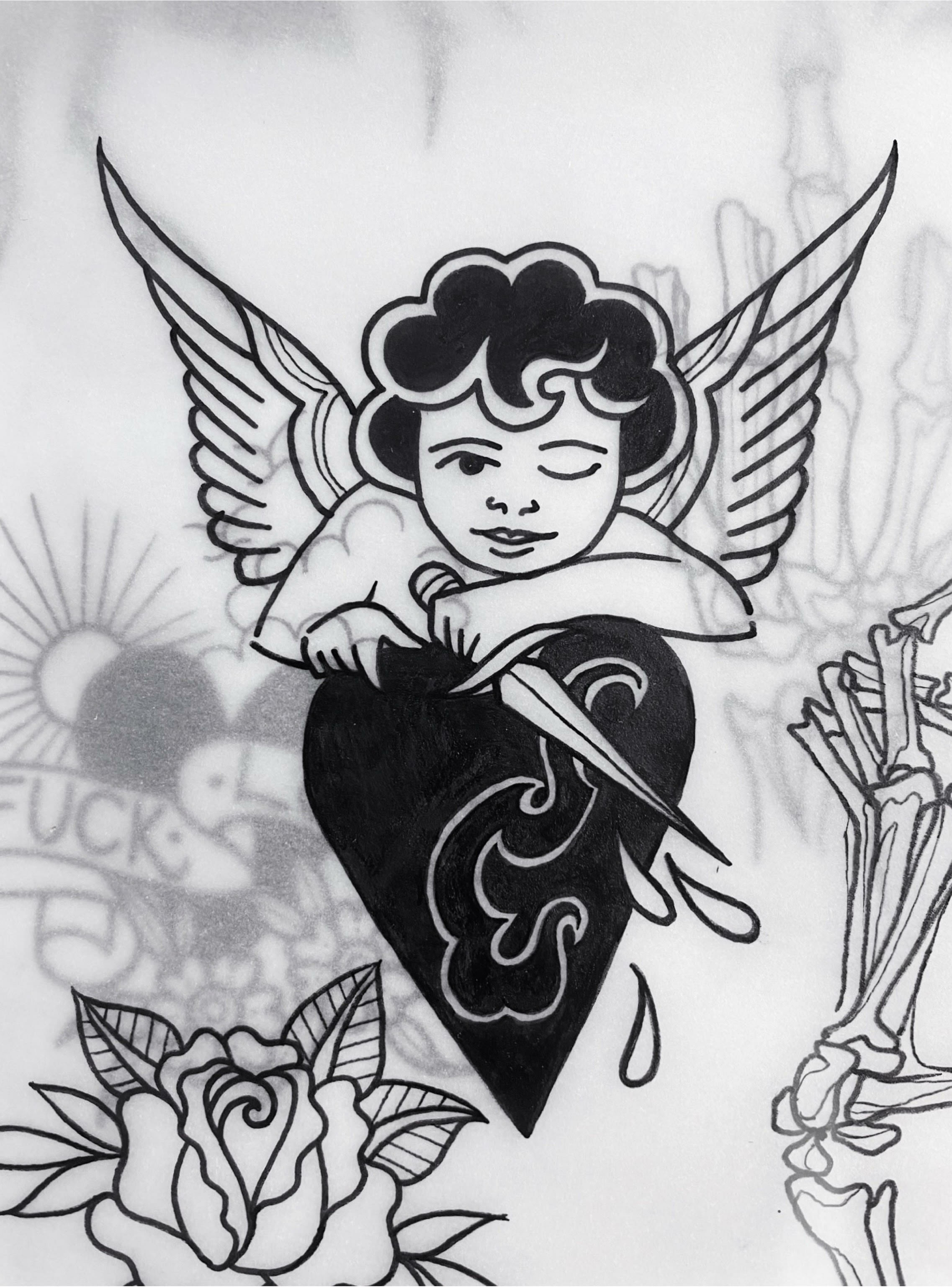 Inksearch tattoo joannabrox