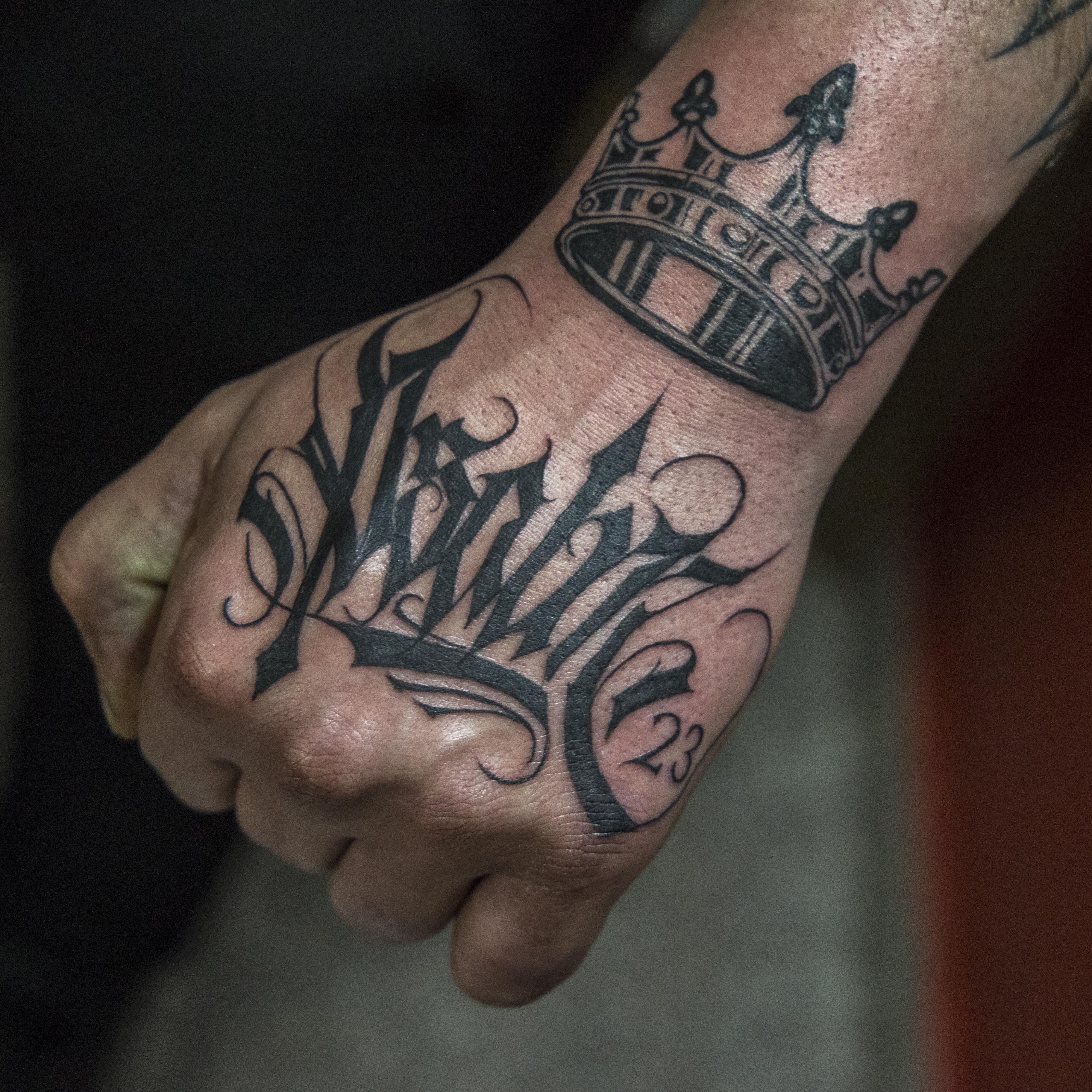 Inksearch tattoo Bartosz Głowacki