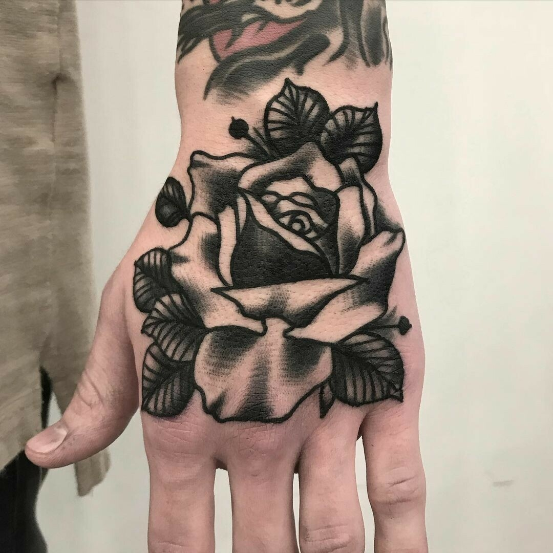 Inksearch tattoo Paweł Reduch