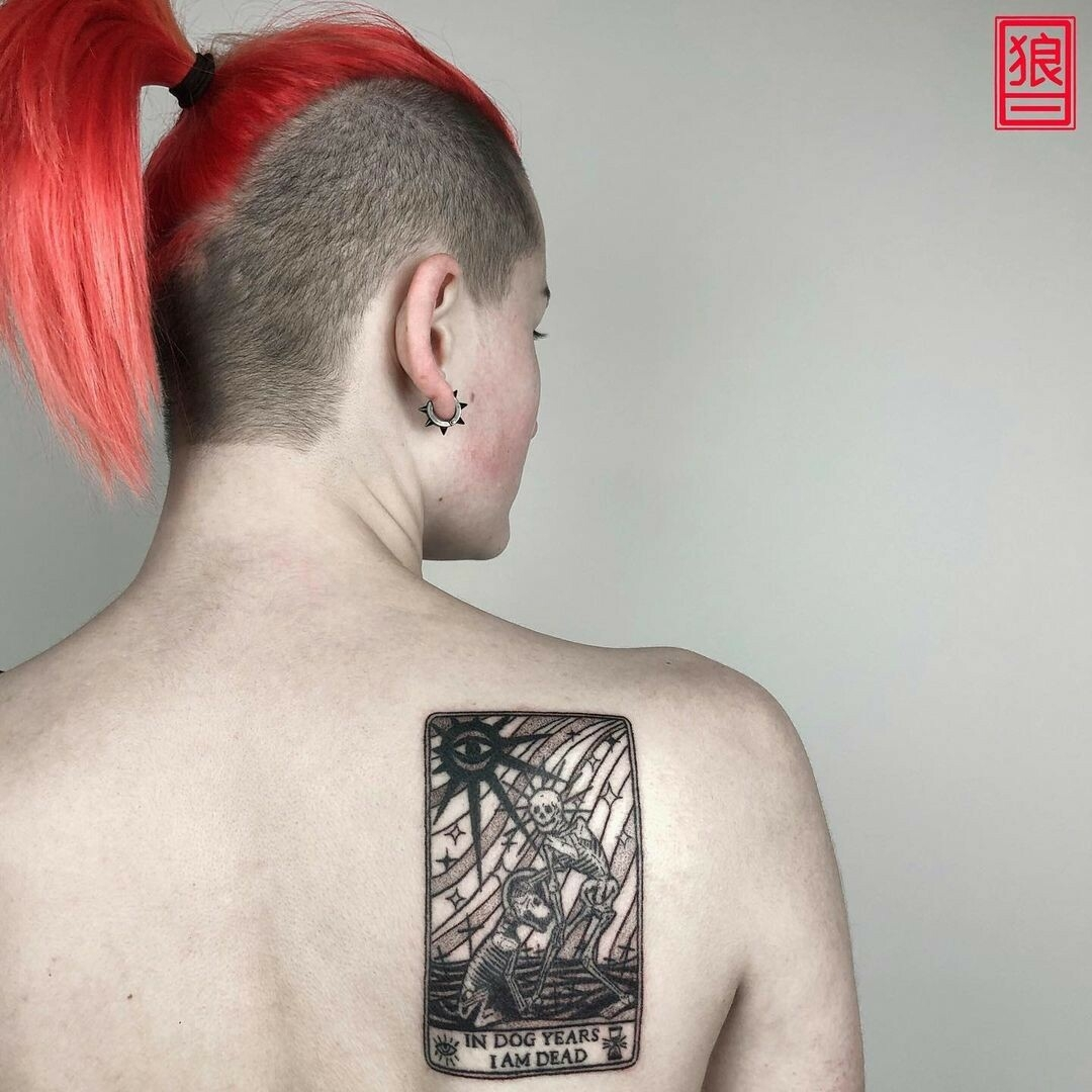 Inksearch tattoo wilczvr_ink