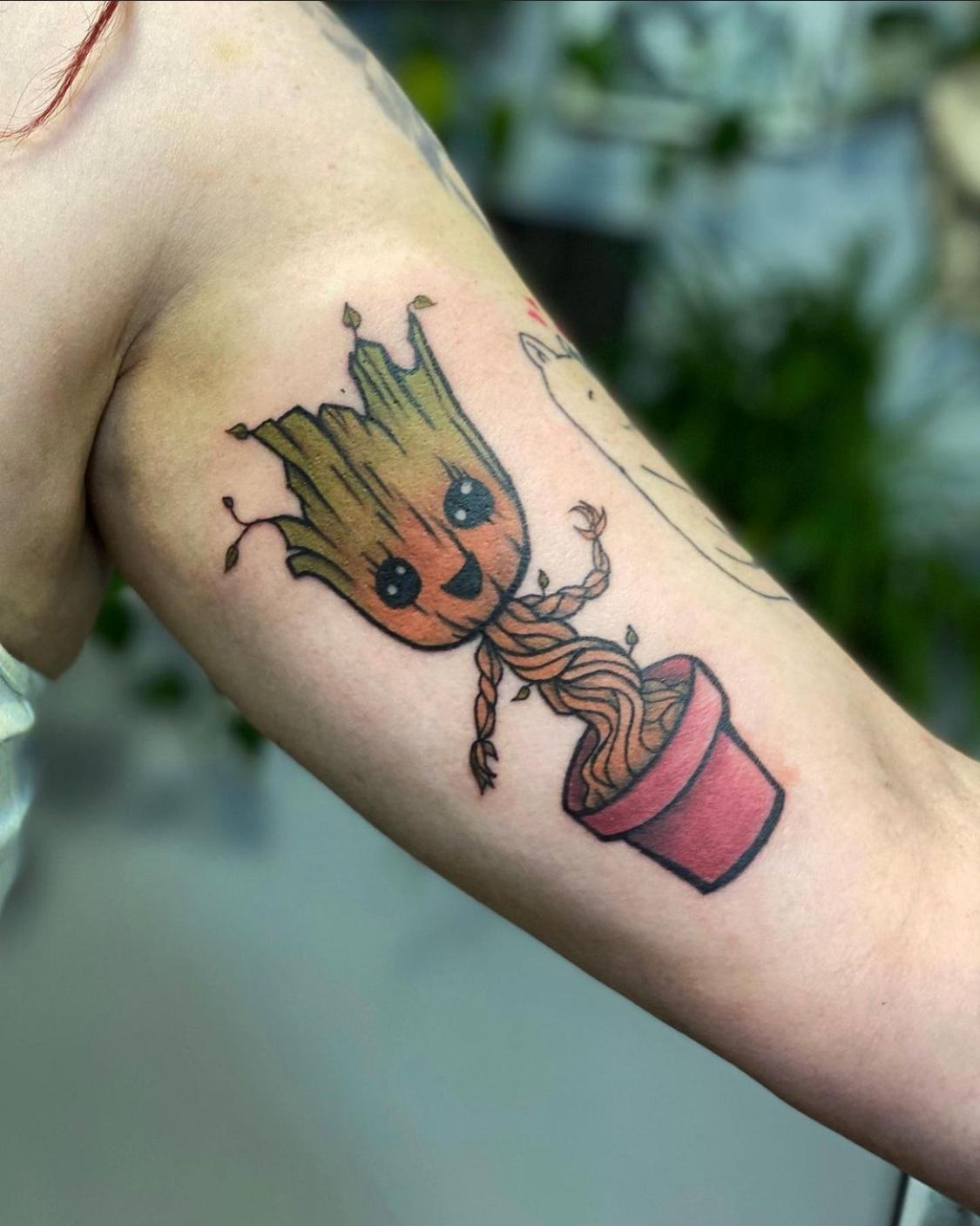 Inksearch tattoo Lunar Ink