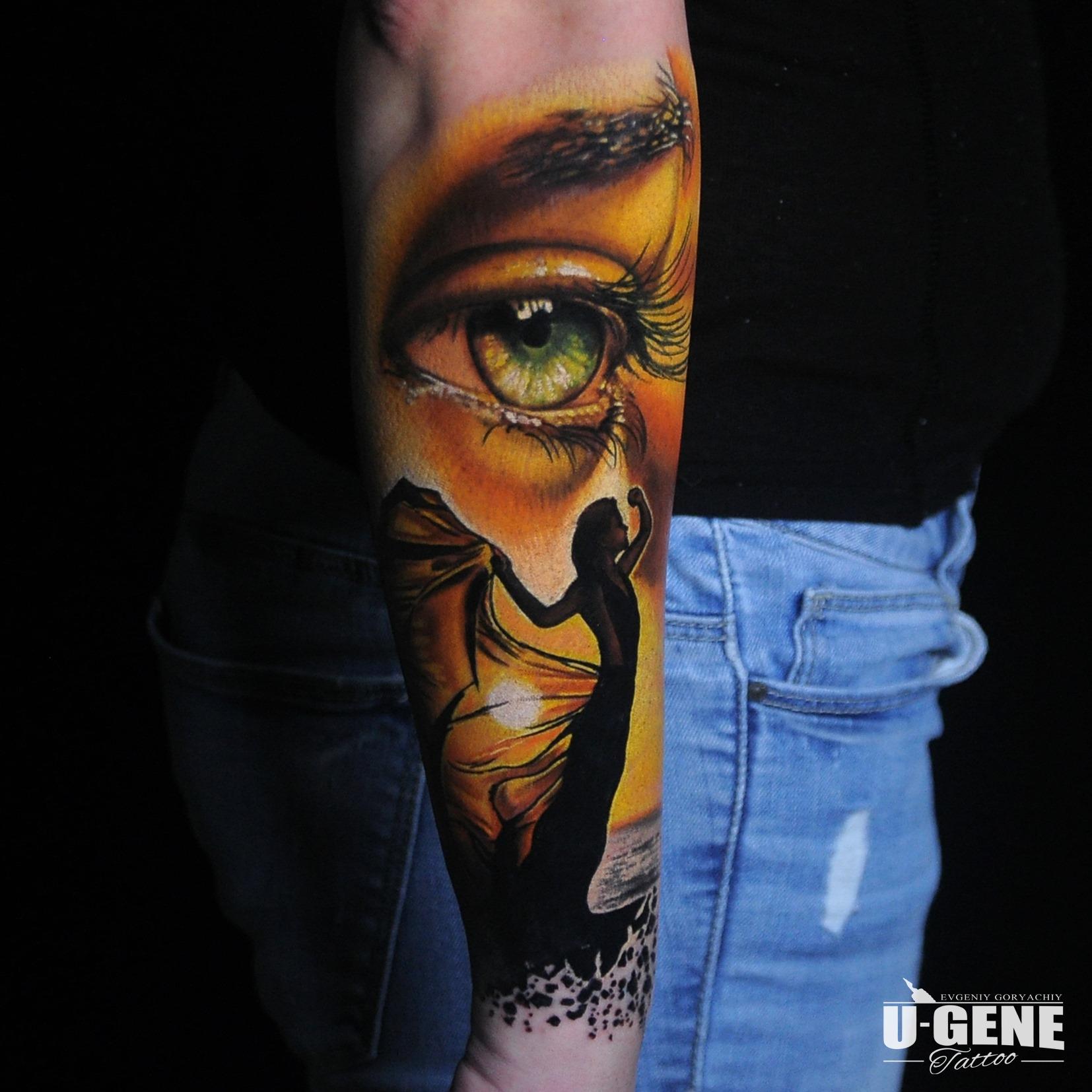 Inksearch tattoo U-Gene Tattoo