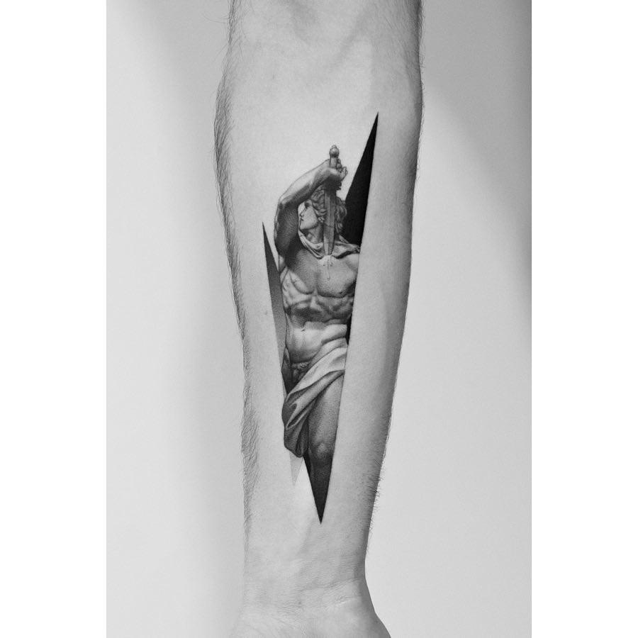 Inksearch tattoo Paweł Indulski - Dotyk Tattoo