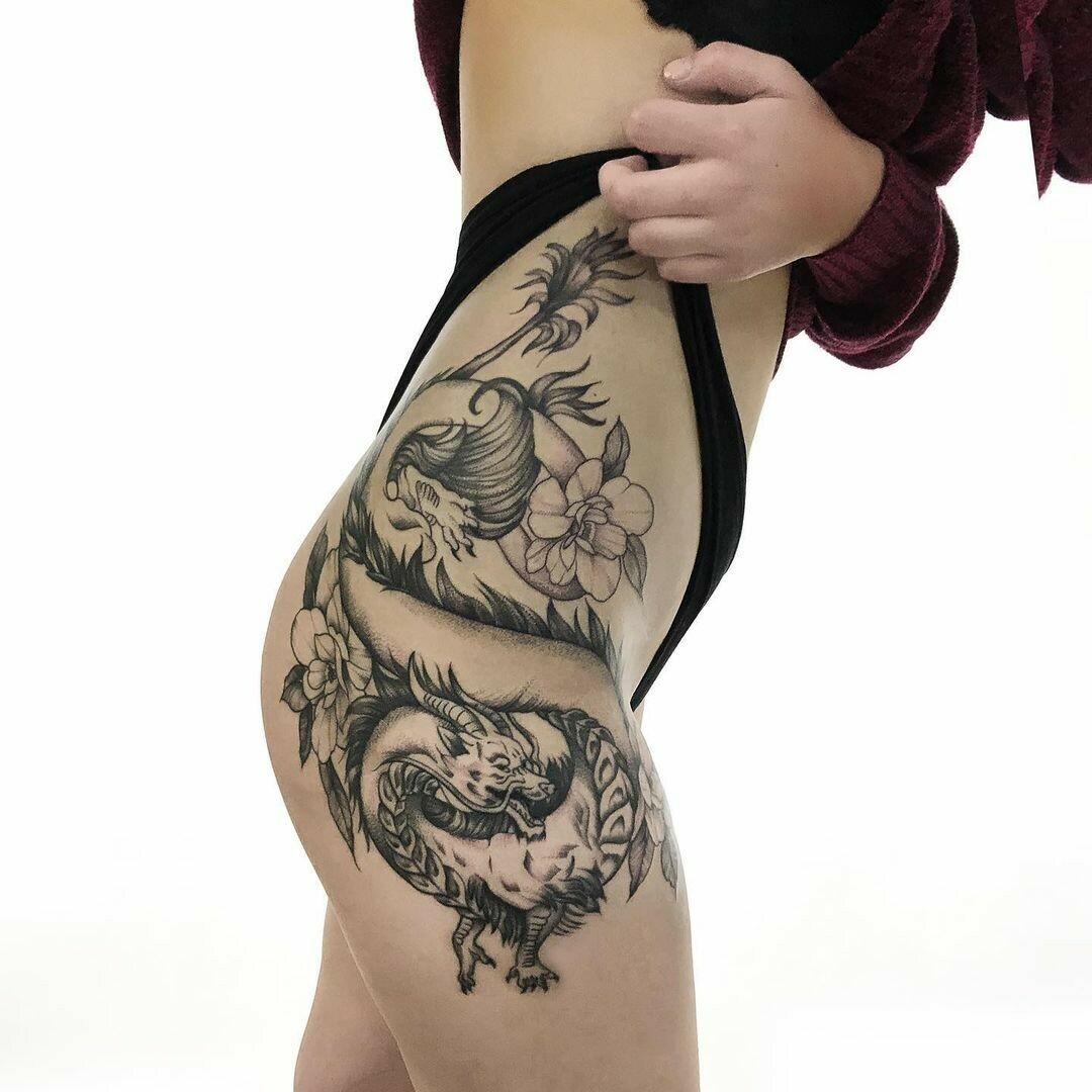 Inksearch tattoo Sebastian Black