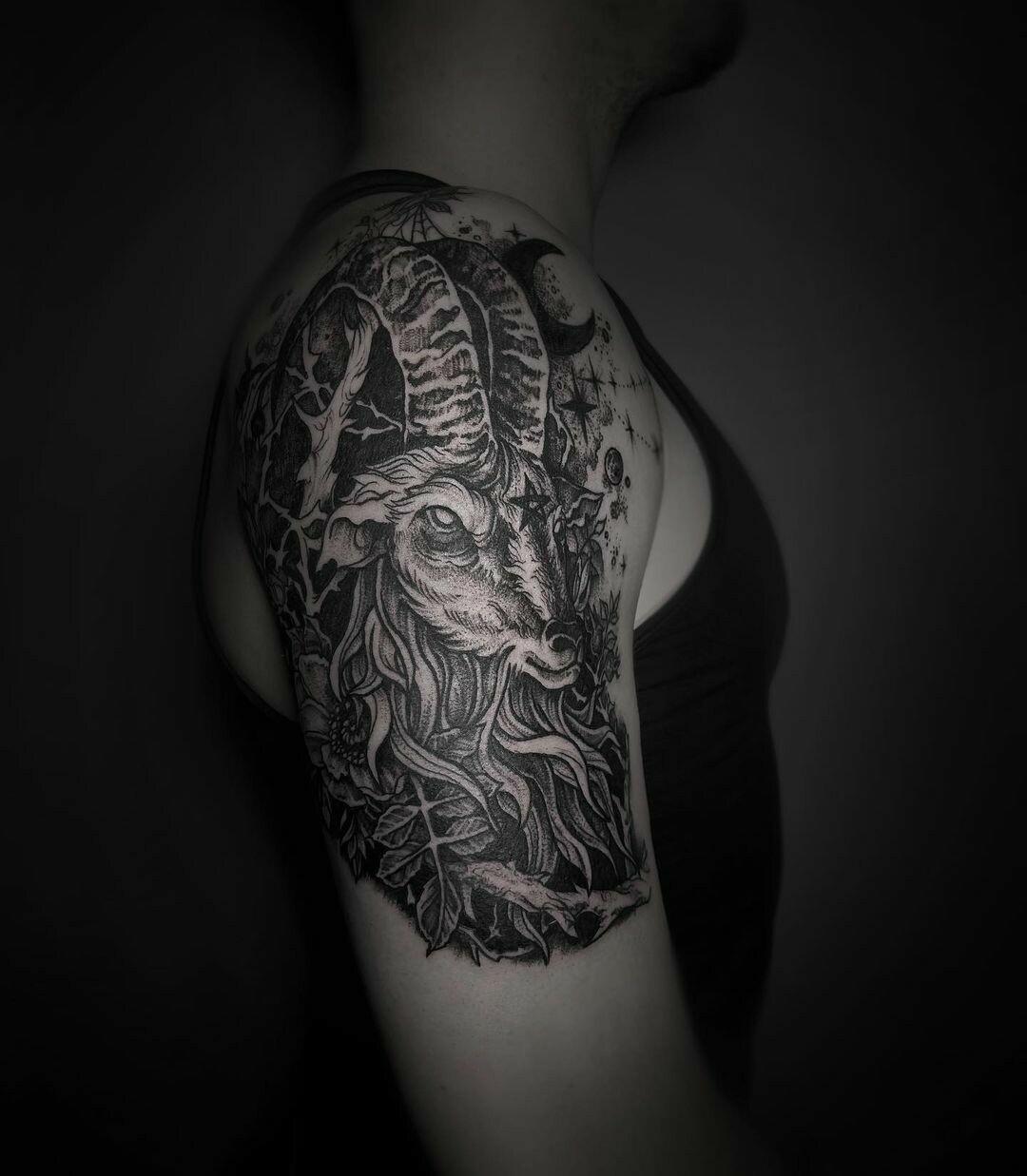 Inksearch tattoo Eterneco INK - Eliza Wiktorowicz