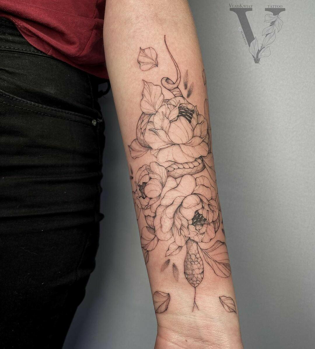 Inksearch tattoo VladKwiat