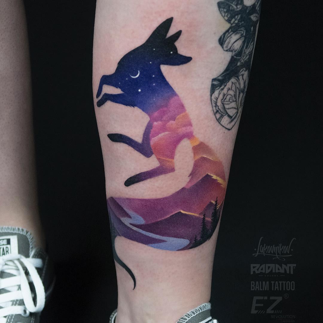 Inksearch tattoo Andrey Lukovnikov
