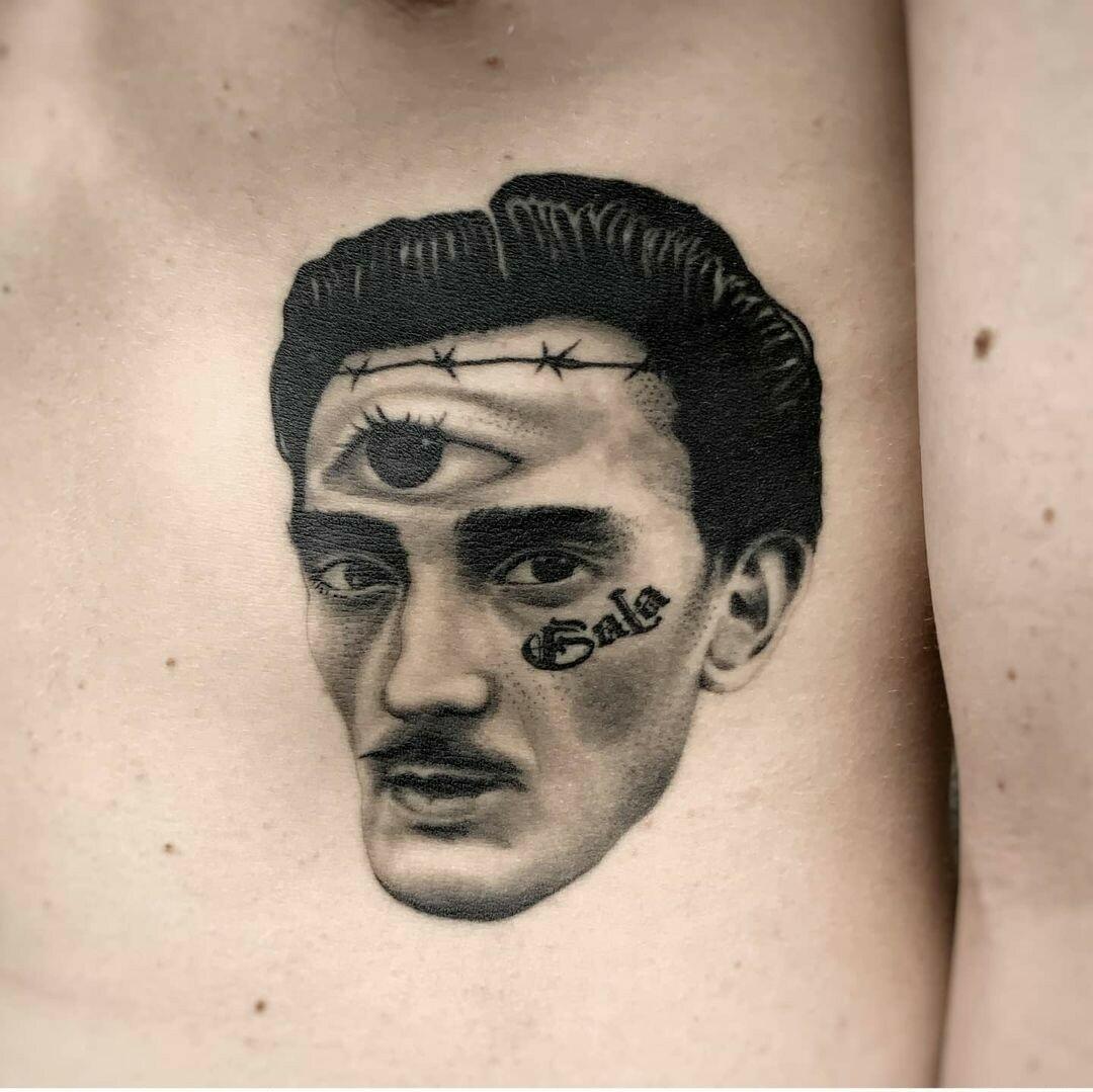 Inksearch tattoo Nautilus Tattoo Studio