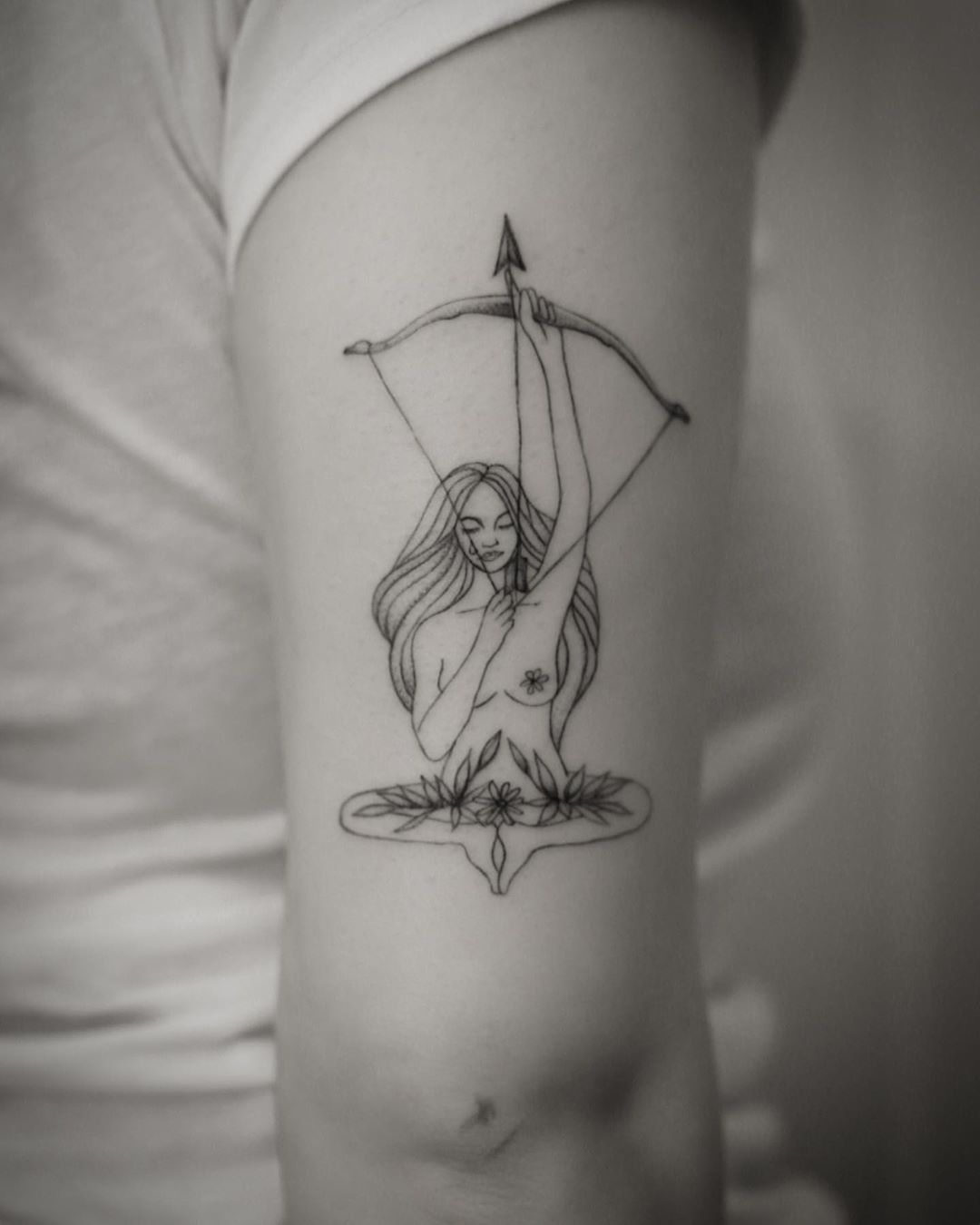 Inksearch tattoo Anna Indianka