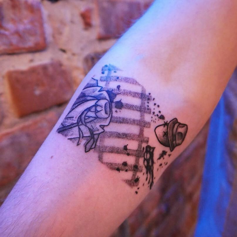 Inksearch tattoo Dodola Tattoo