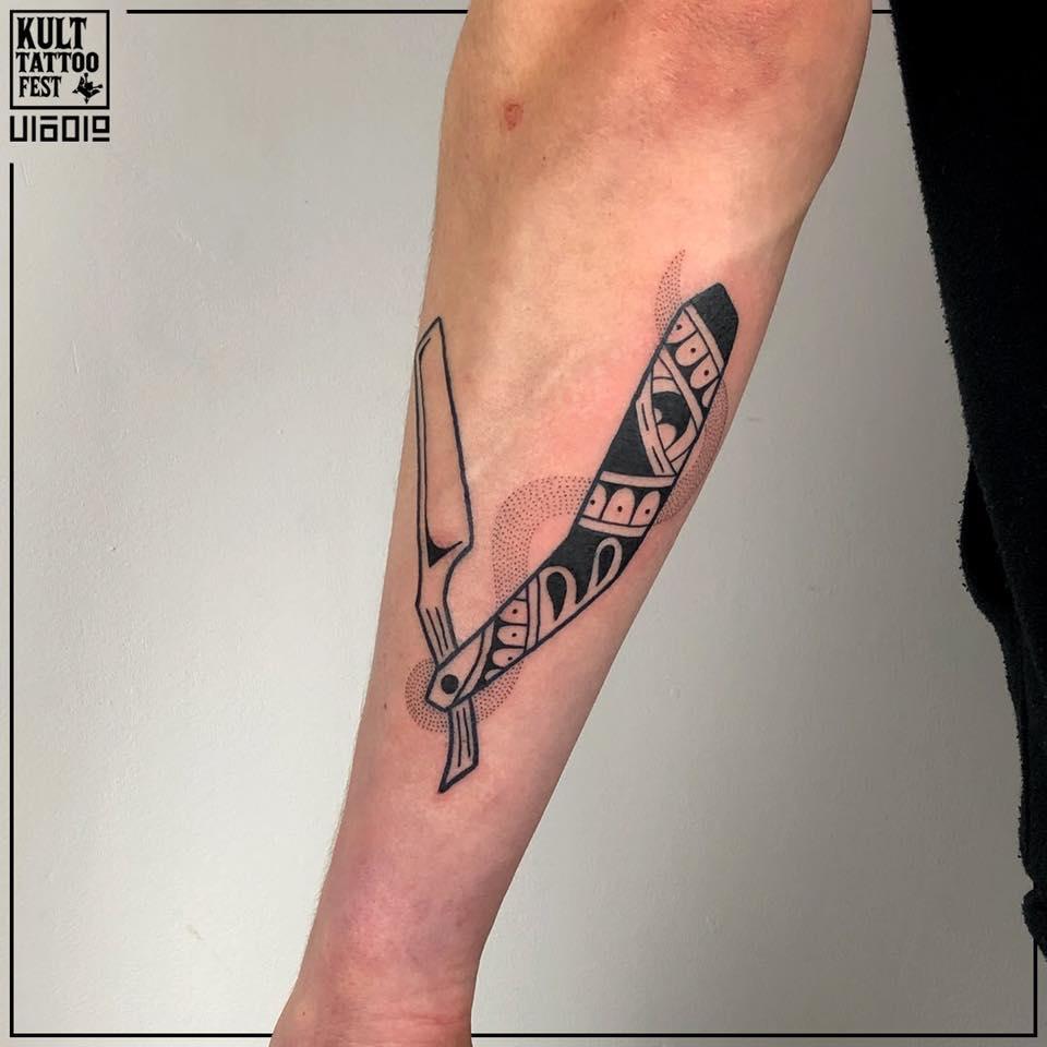 Inksearch tattoo Wade Ink