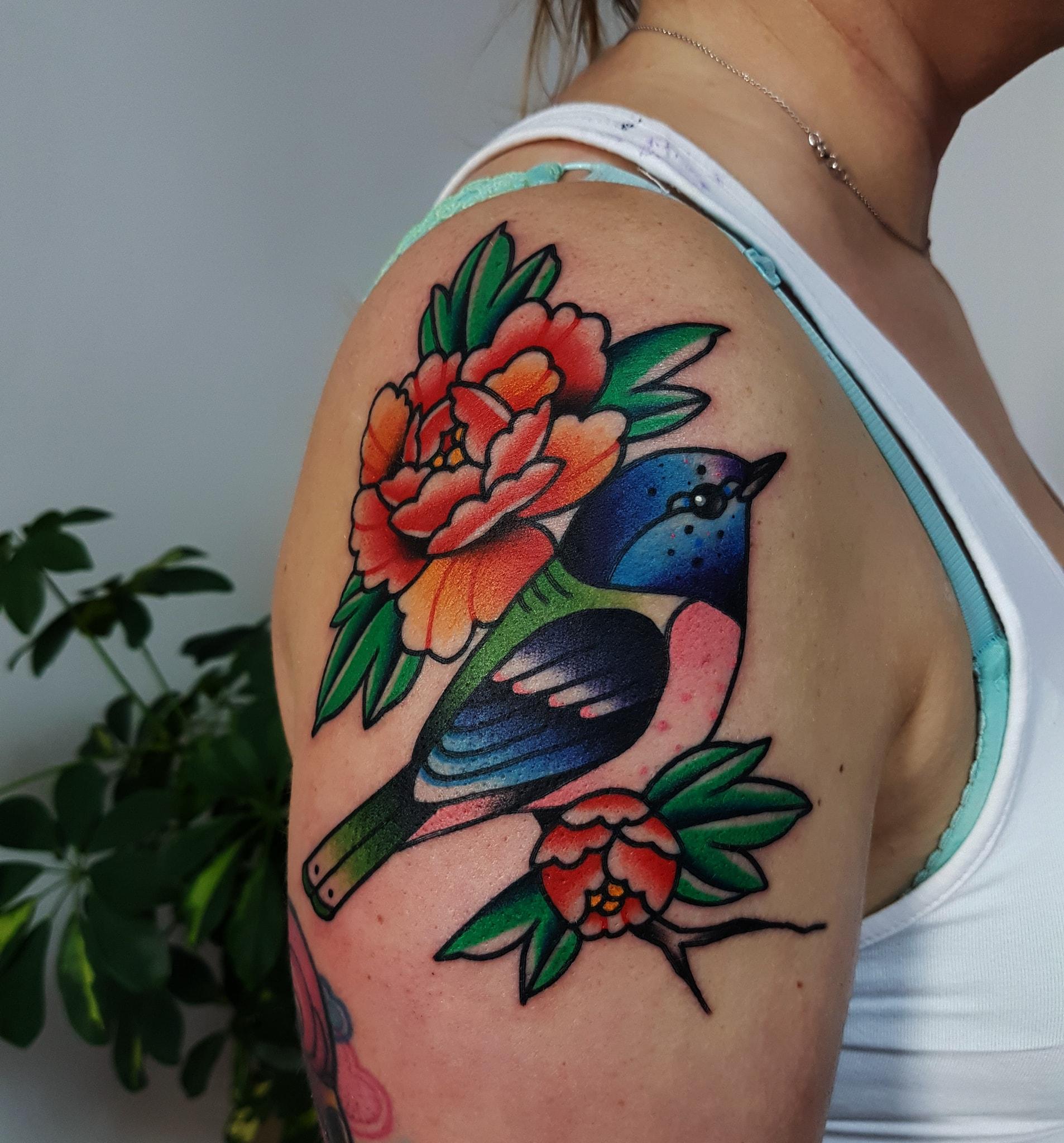 Inksearch tattoo Marcin Szymański - Gruby Kruk