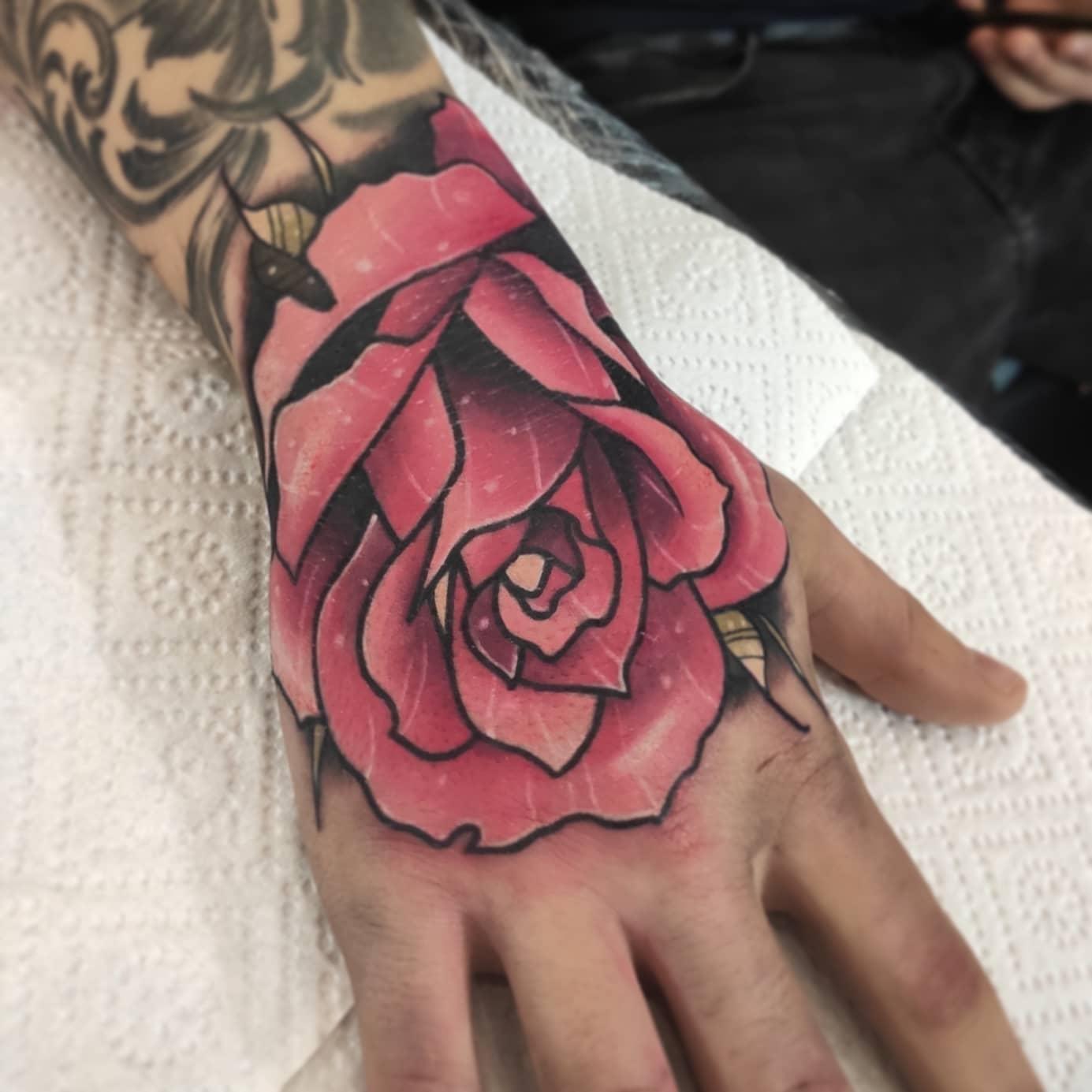 Inksearch tattoo Blaha Ink