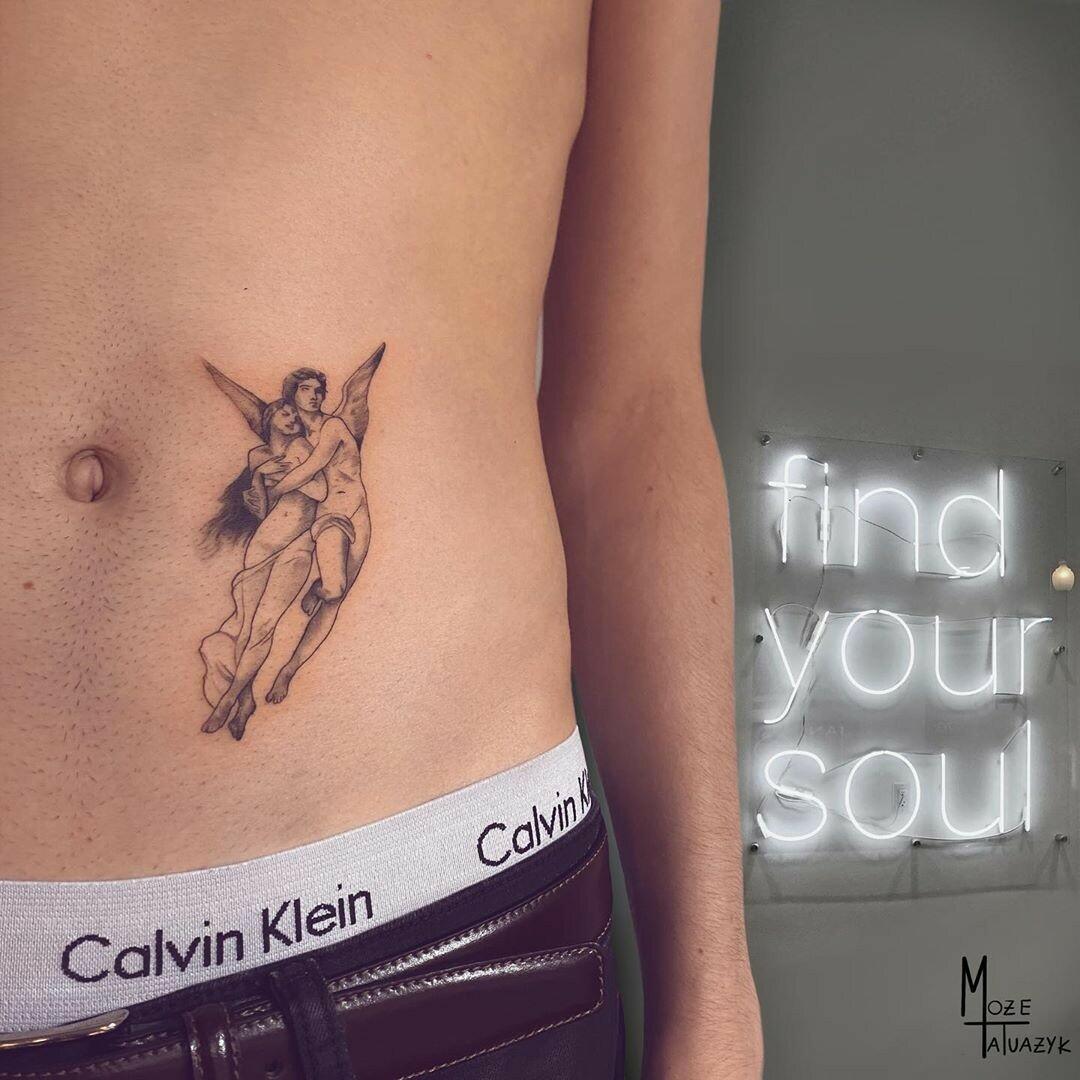 Inksearch tattoo Mozetatuazyk