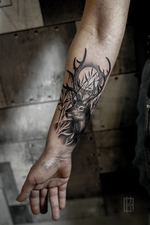 Inksearch tattoo Krzysiek Głażewski - Kris Glaz Tattoo