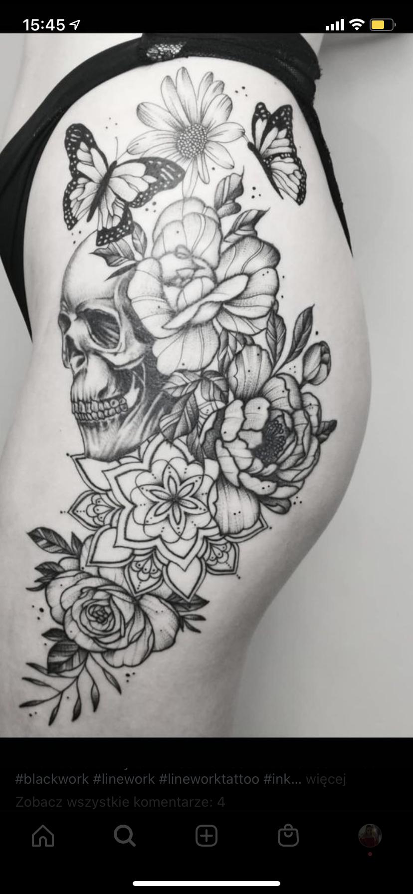 Inksearch tattoo Julka